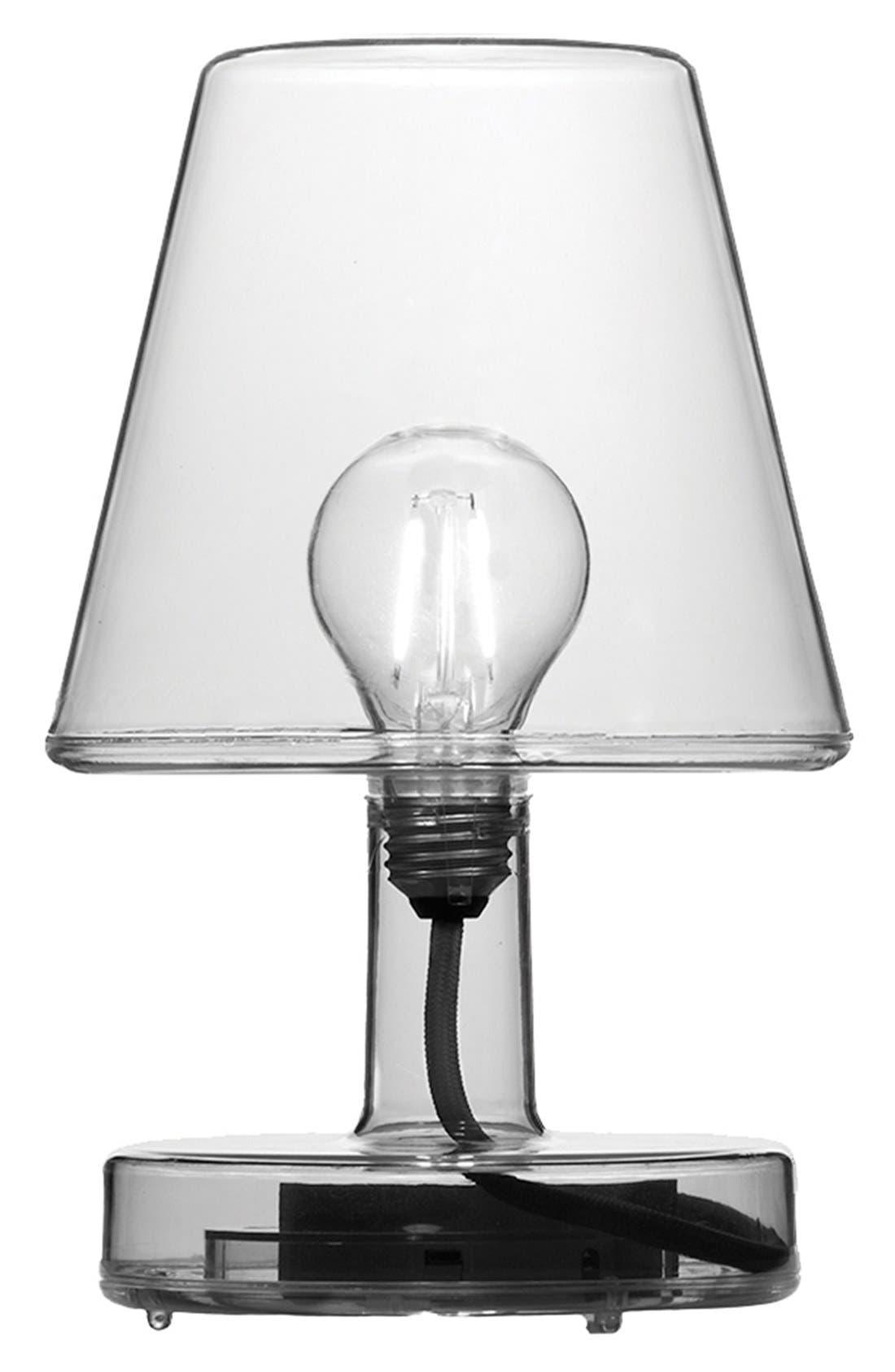Transloetje Lamp,                         Main,                         color, Transparent