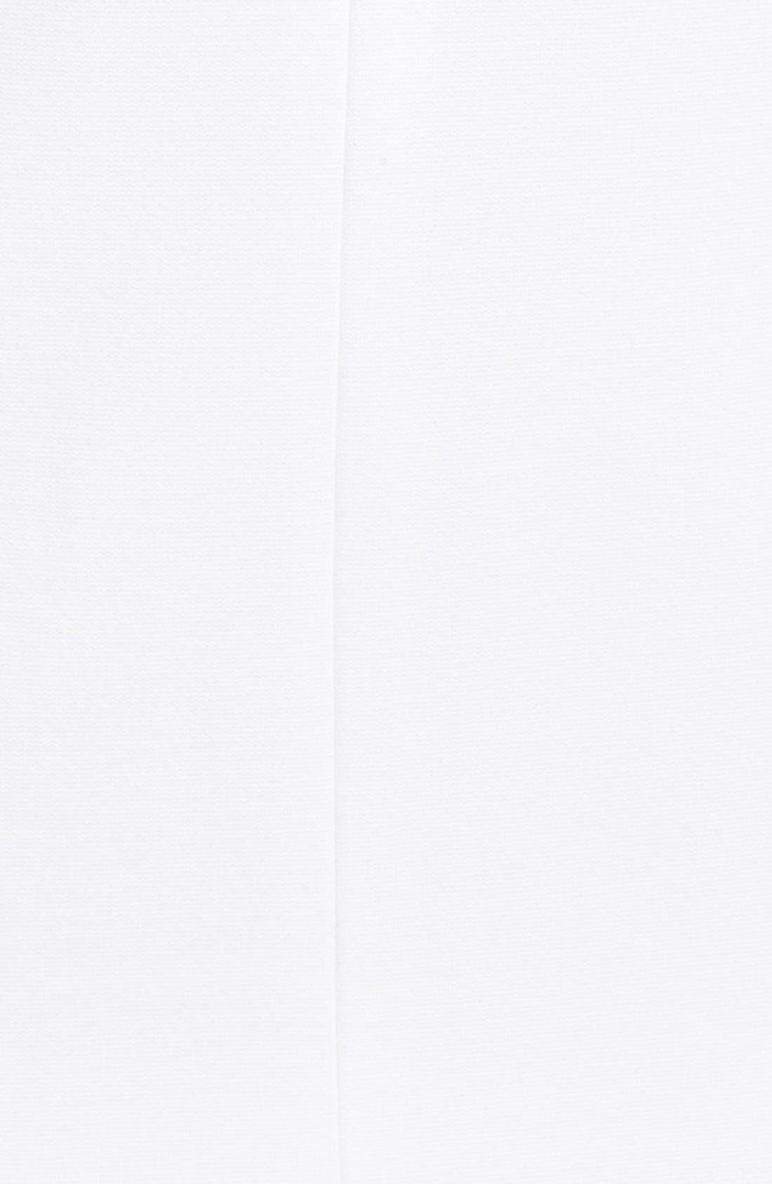 Alternate Image 5  - Classiques Entier® Italian Ponte Double V-Neck Sheath Dress (Regular & Petite)