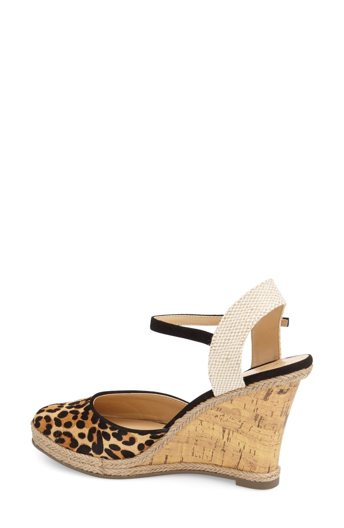 Alternate Image 2  - Sole Society 'Lucy' Wedge Sandal (Women)