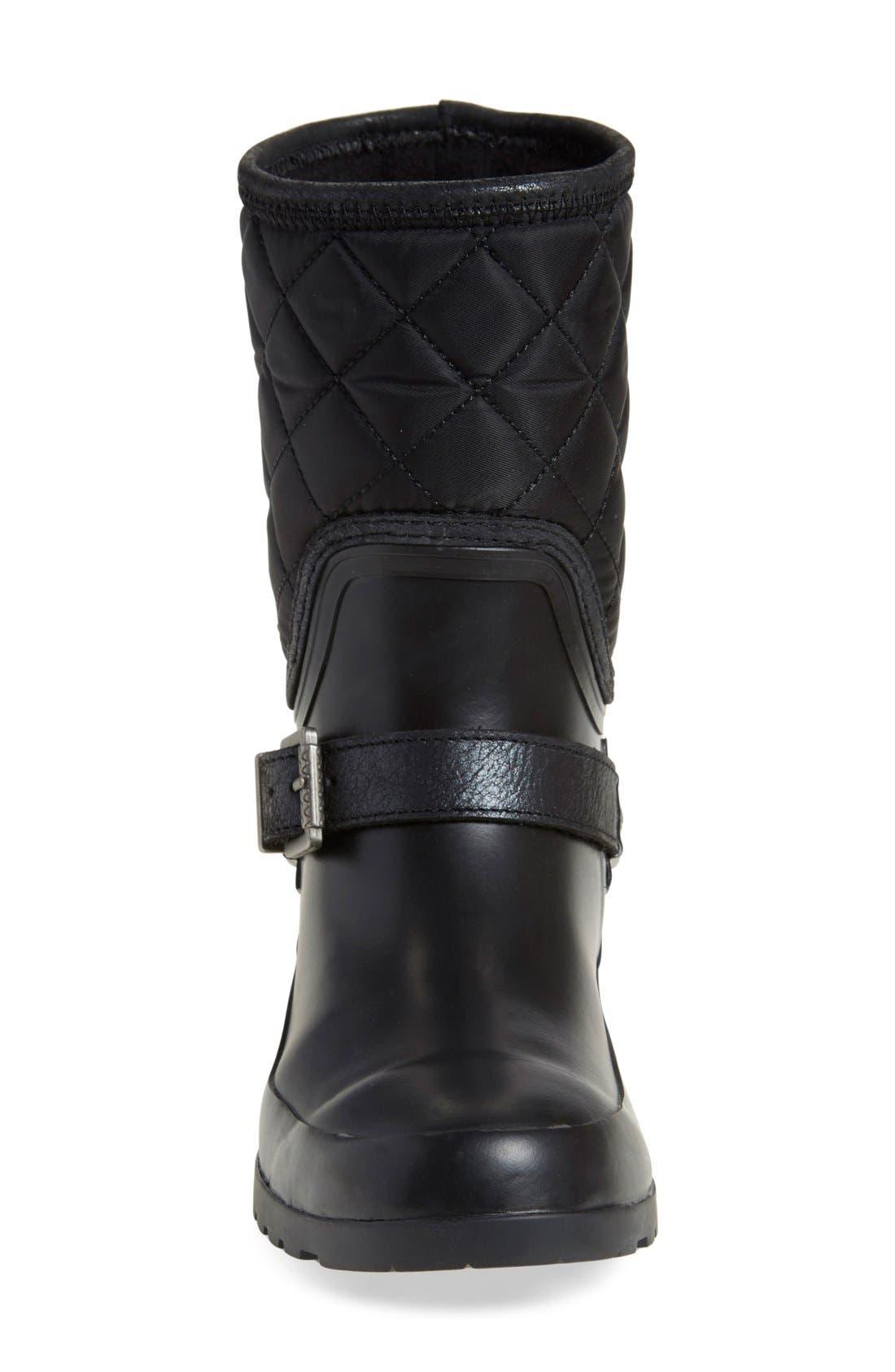 Alternate Image 3  - Sperry Walker Gray Nylon Quilt Boot (Women)