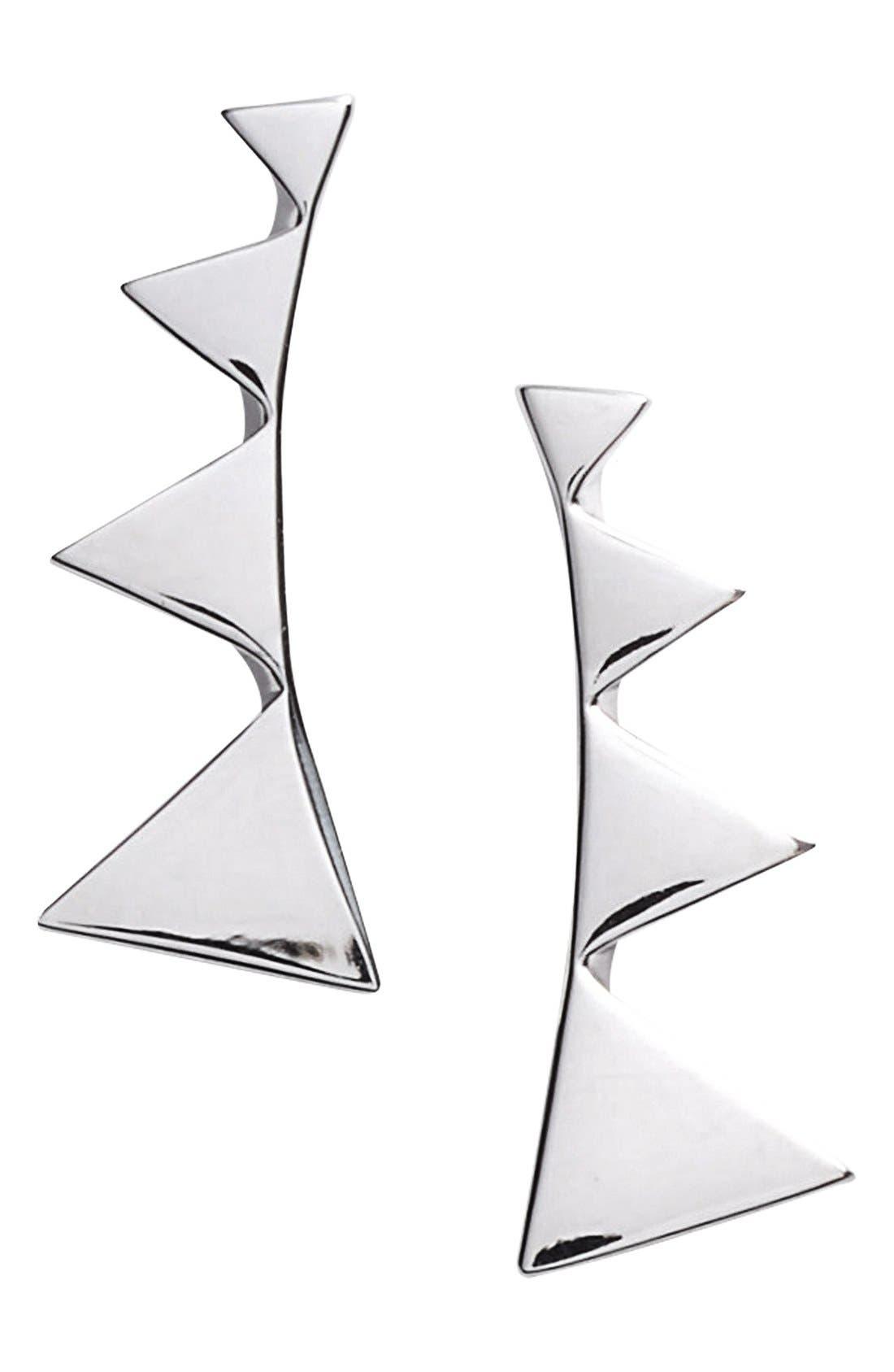 Main Image - Nadri Triangle Ear Crawlers