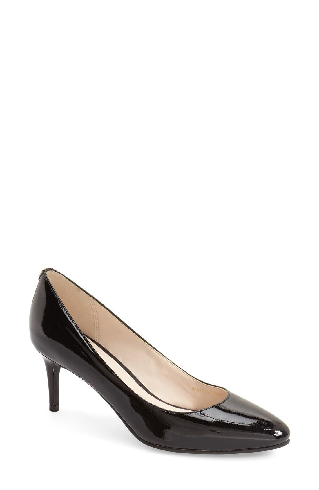 Alternate Image 1 Selected - Cole Haan 'Kelsey' Waterproof Pump (Women)