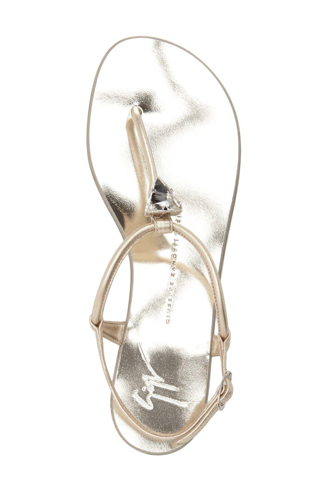 Alternate Image 3  - Giuseppe Zanotti Nuvorock Sandal (Women) (Nordstrom Exclusive)