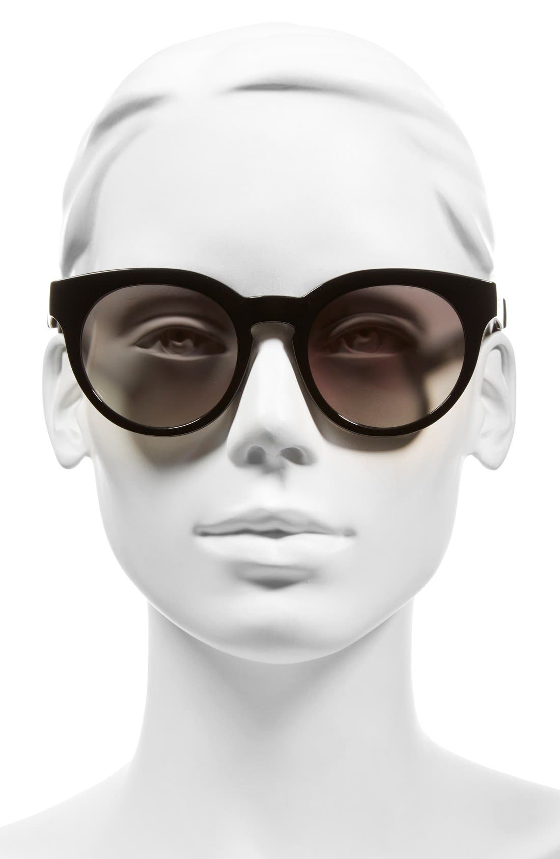Alternate Image 2  - Tory Burch 52mm Retro Sunglasses