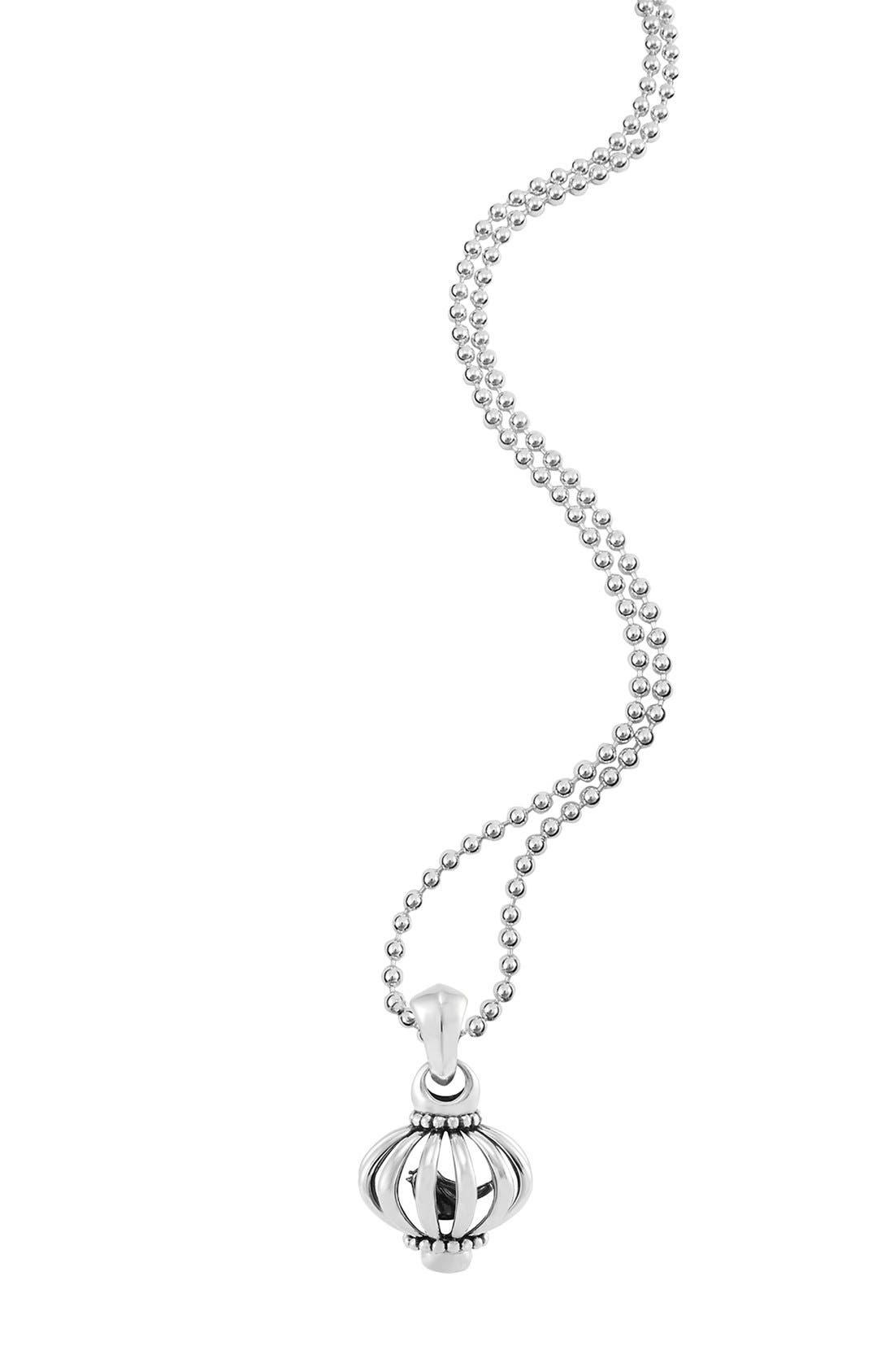 Alternate Image 4  - LAGOS Long Pendant Necklace