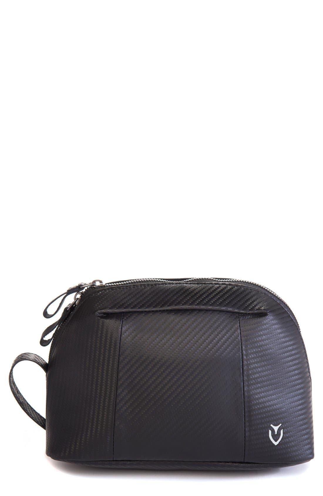 'Signature' Travel Case,                         Main,                         color, Carbon Black