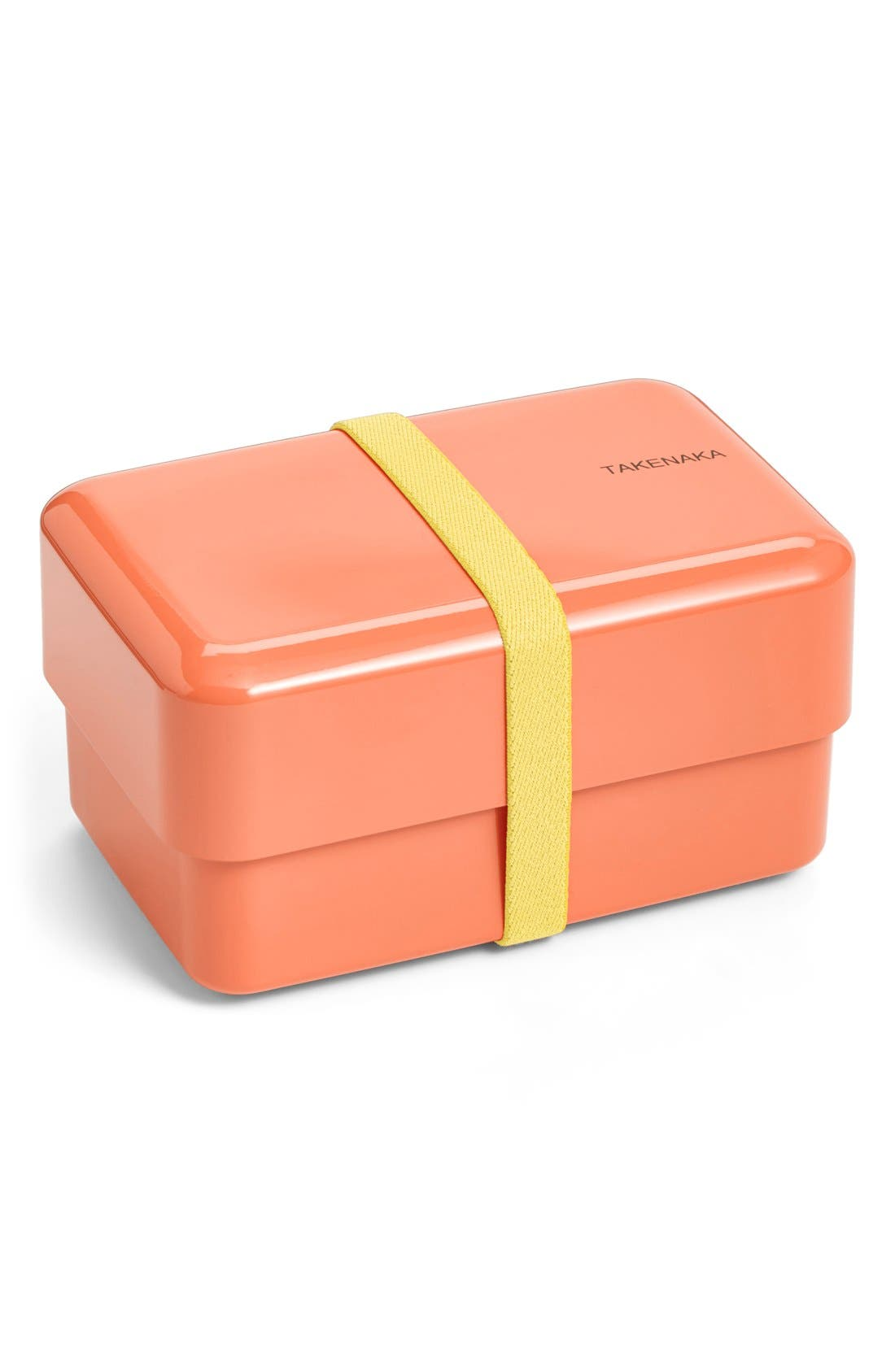 Main Image - Takenaka Bento Box 'Rectangle' Bento Box