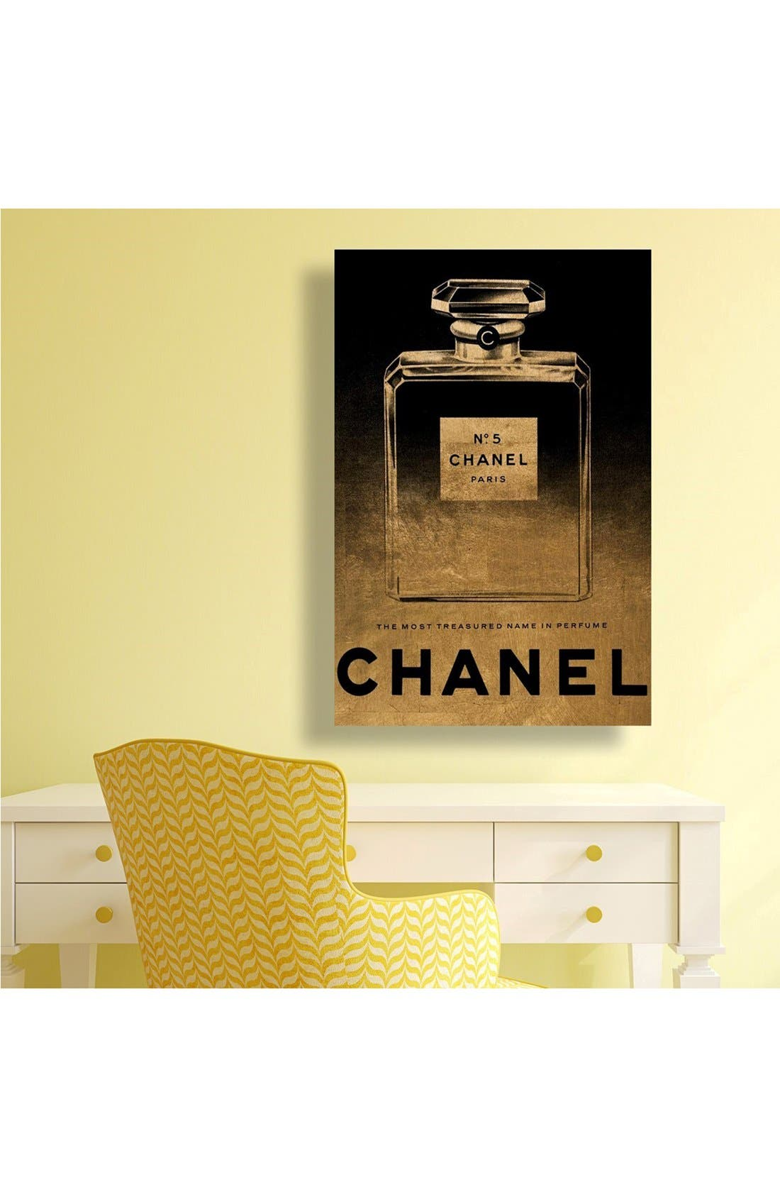 Alternate Image 2  - Oliver Gal 'The Most Treasured Name' Canvas Wall Art