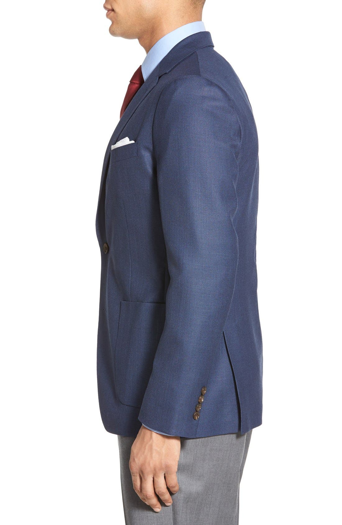 Alternate Image 3  - Bonobos Knit Wool Sport Coat