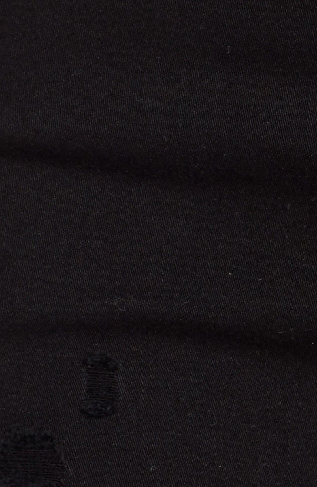 Sophie High Waist Skinny Jeans,                             Alternate thumbnail 5, color,                             Moon Struck