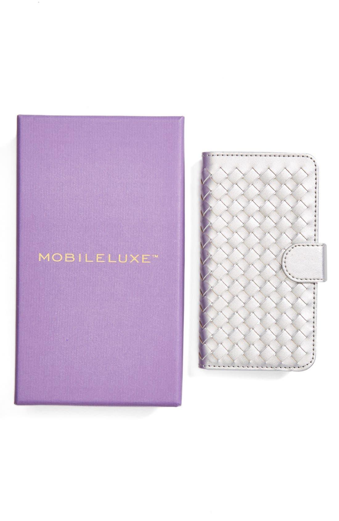 Mobileluxe iPhone 6/6s Wallet Case