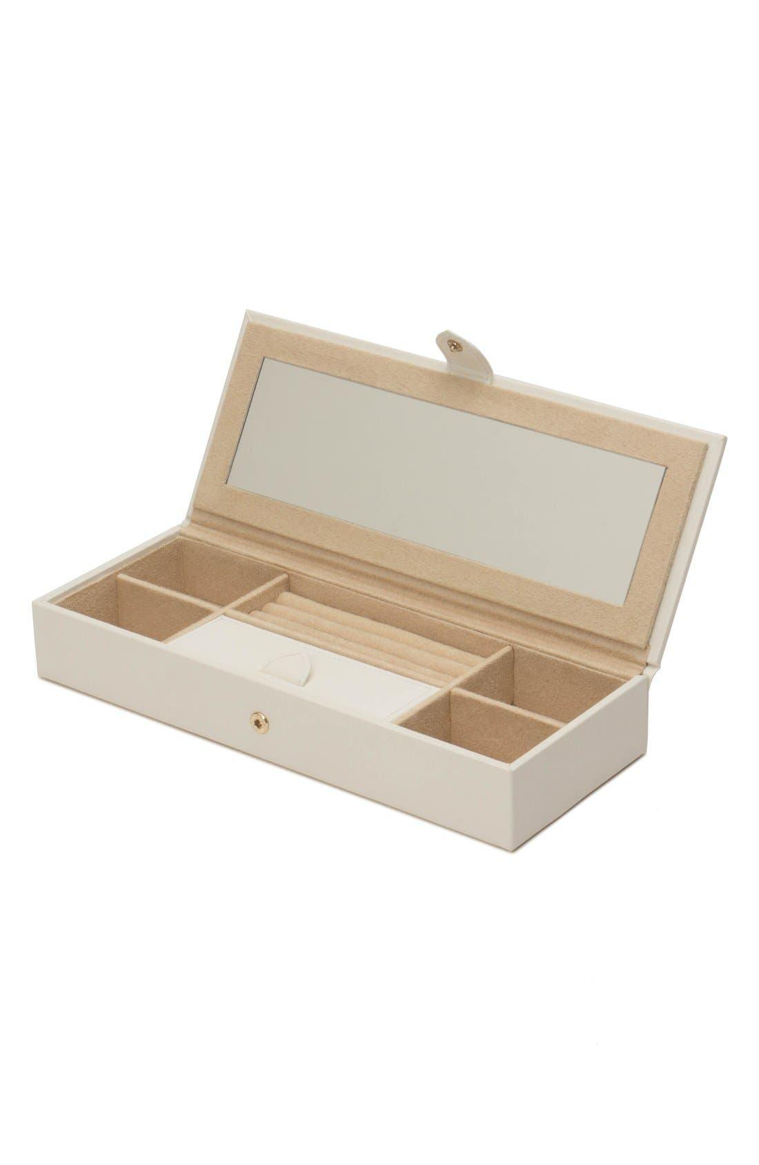 'Marrakesh' Jewelry Box,                             Alternate thumbnail 2, color,                             Cream