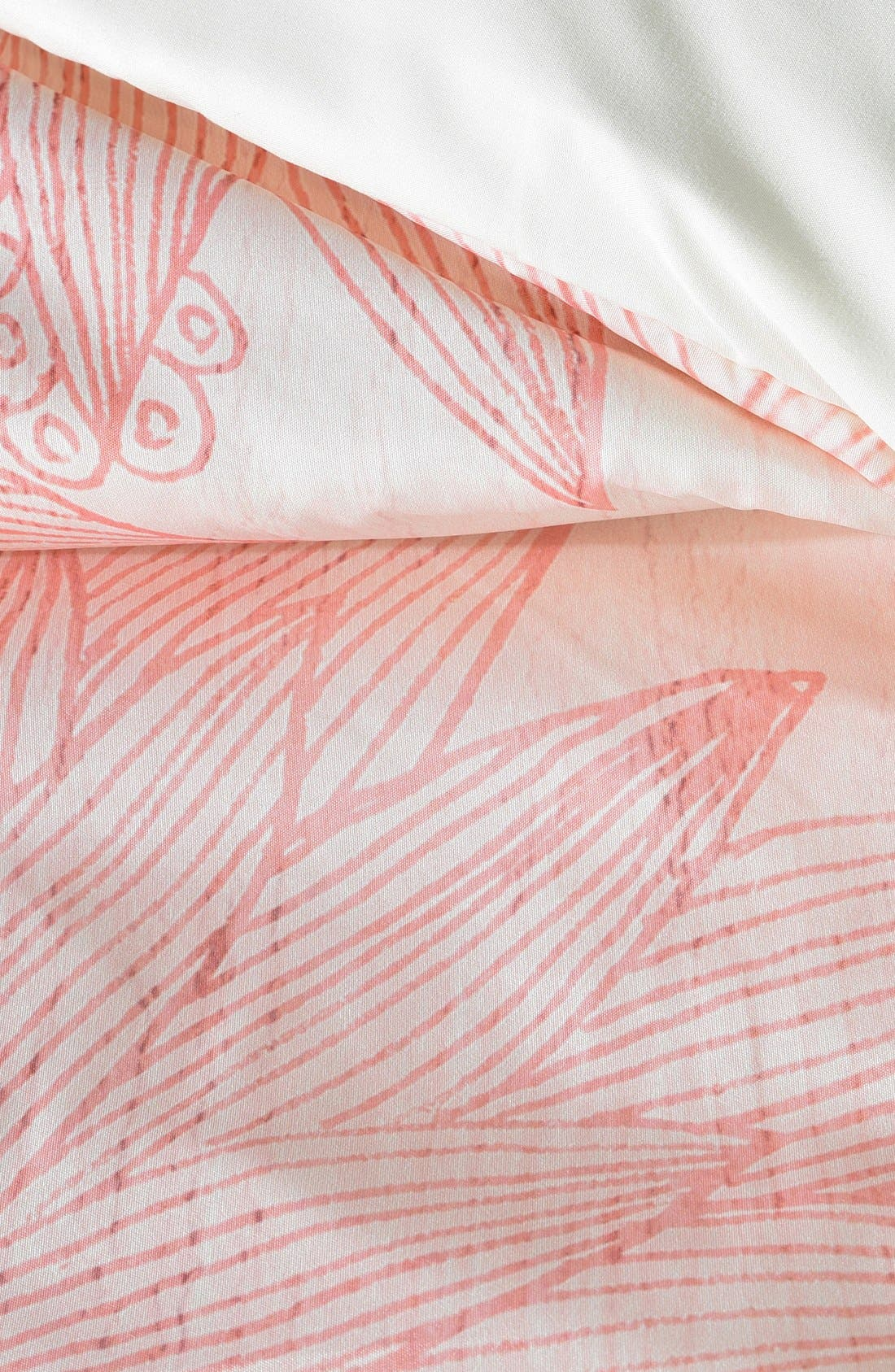 Alternate Image 2  - DENY Designs Iveta Abolina A Beach Day Duvet Cover & Sham Set