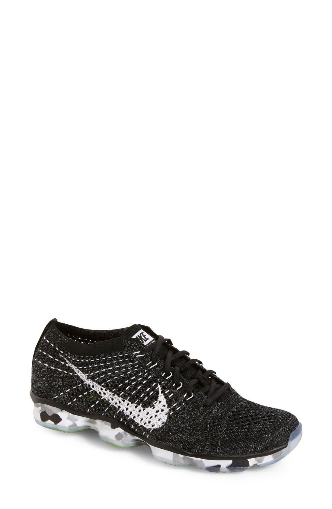 Alternate Image 1 Selected - Nike 'Flyknit Zoom' Agility Training Shoe (Women)