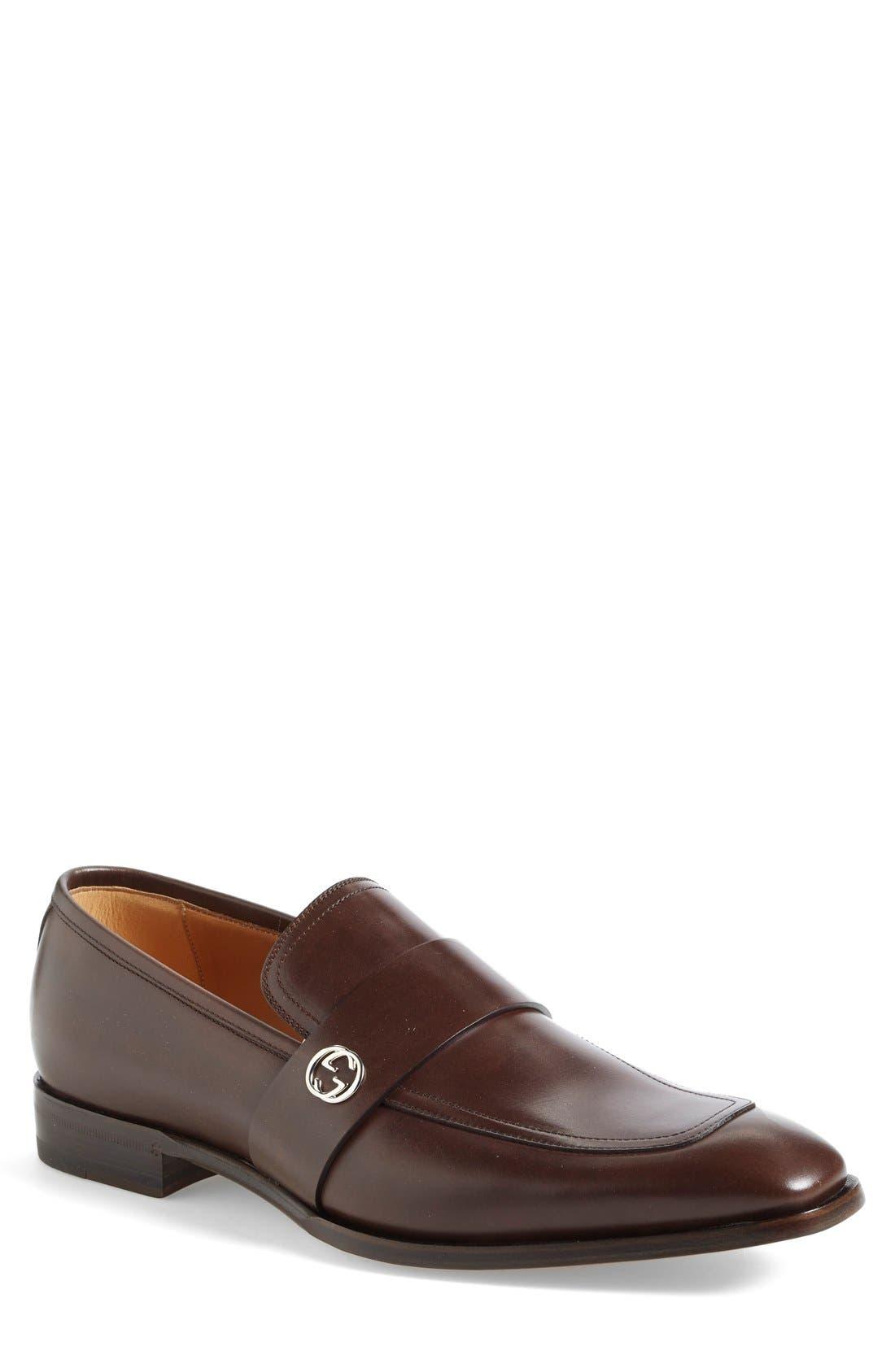 Gucci 'Broadwick' Loafer (Men)