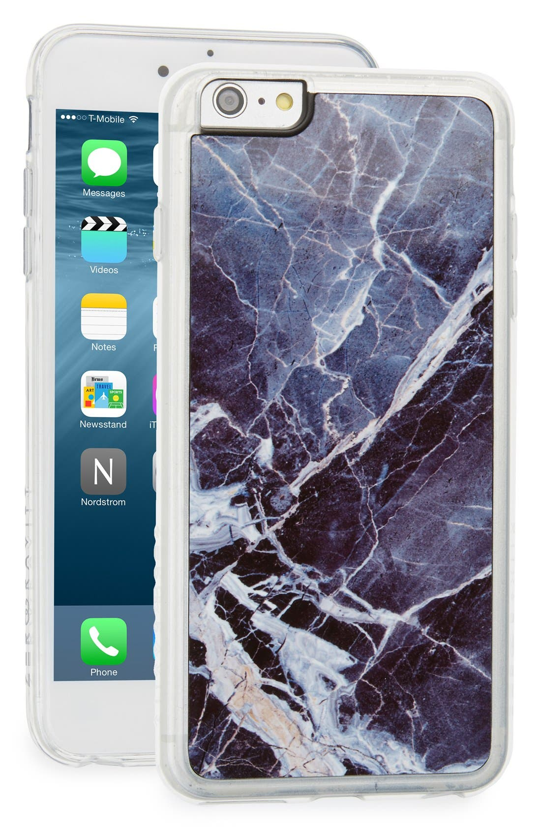 Alternate Image 1 Selected - Zero Gravity 'Earth' iPhone 6 Plus & 6s Plus Case