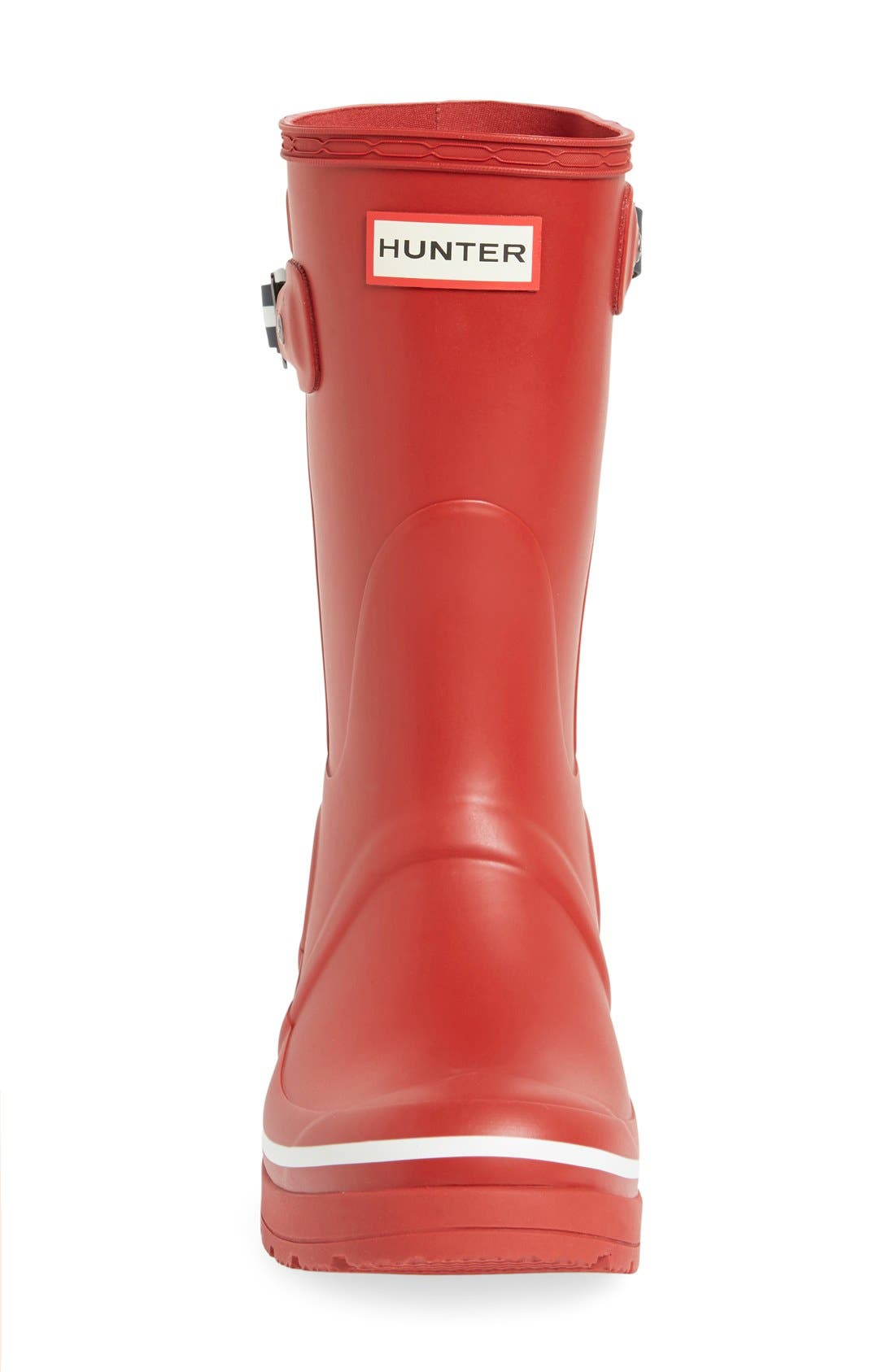 Alternate Image 3  - Hunter 'Original Short' Wedge Rain Boot (Women)