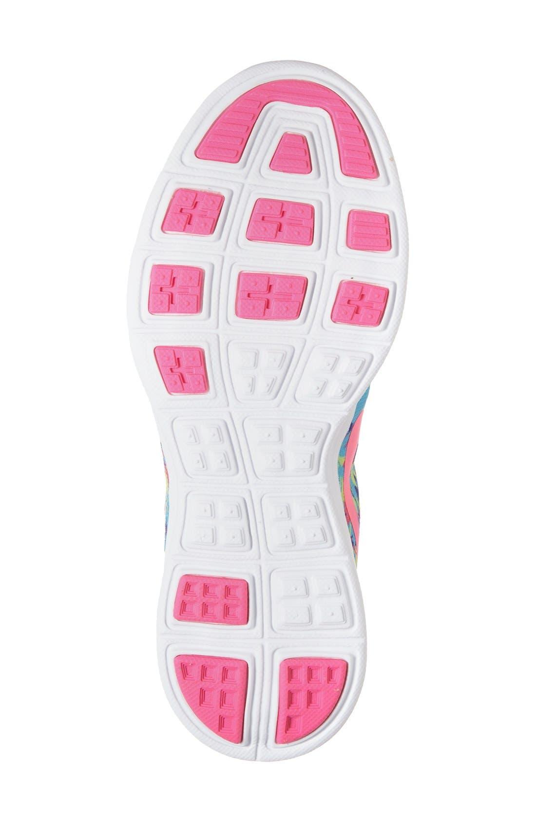 Alternate Image 4  - Nike 'LunarTempo 2' Print Running Shoe (Women)