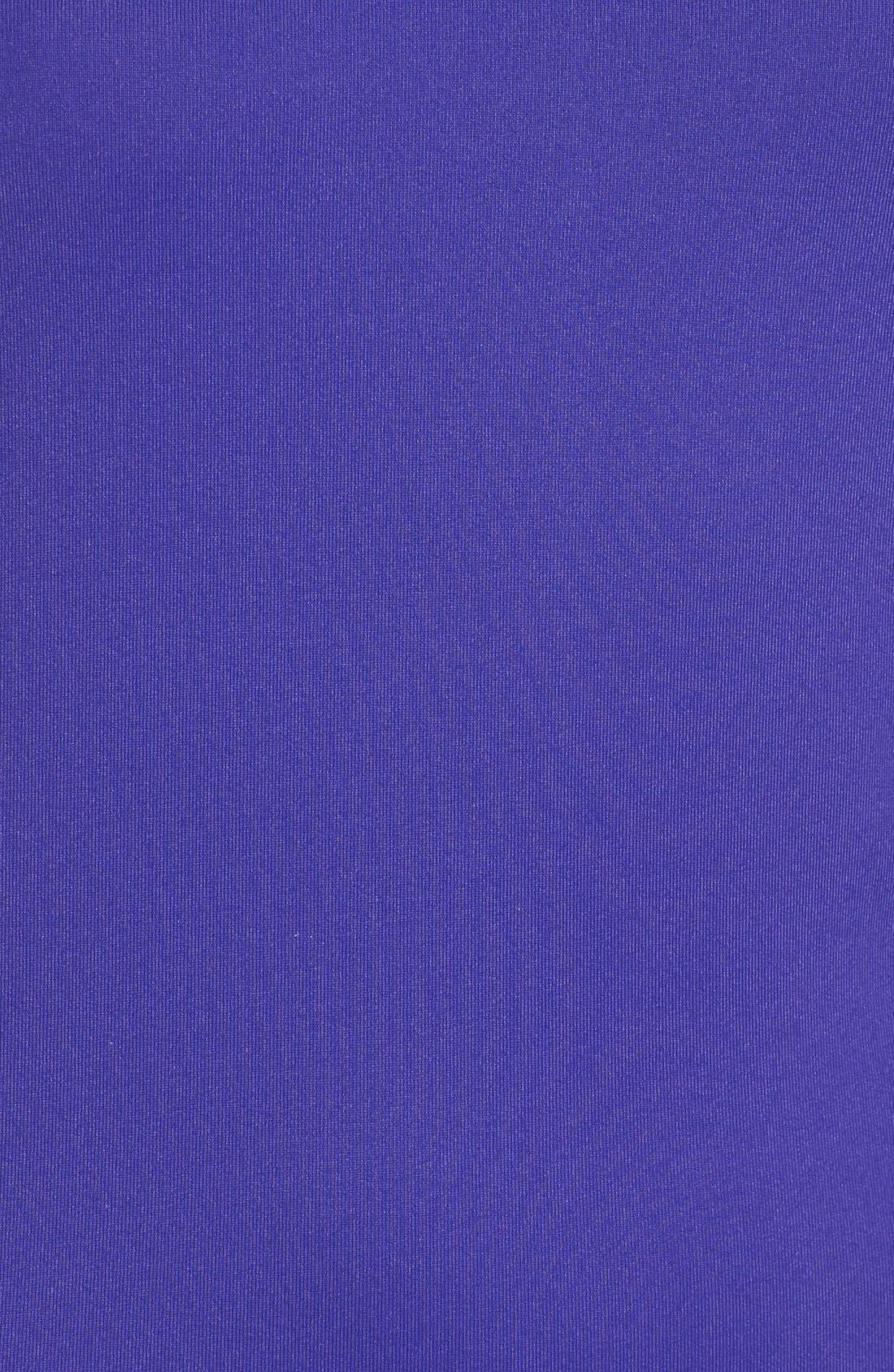 Alternate Image 5  - Leith V-Neck Body-Con Dress