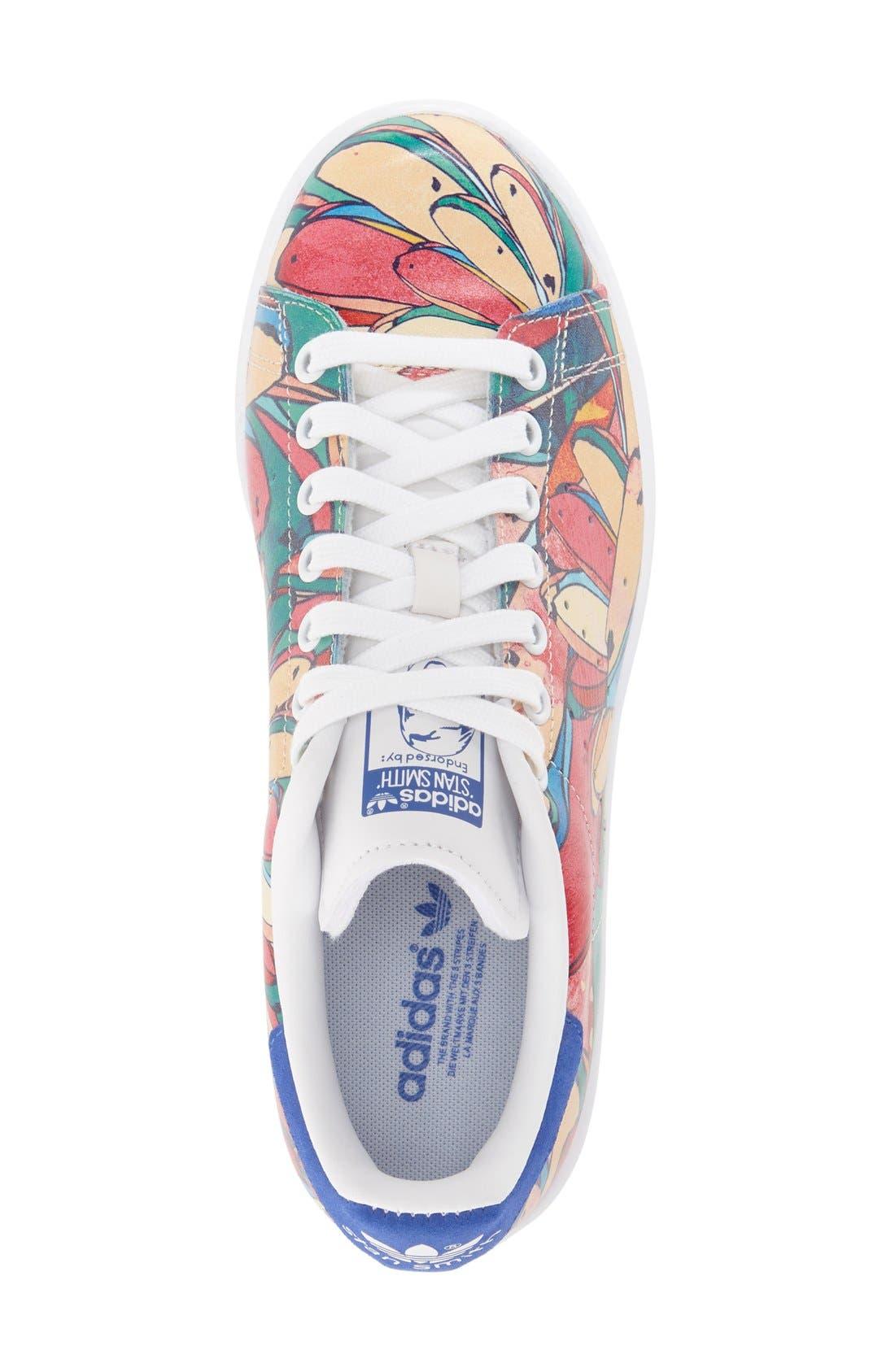 Alternate Image 3  - adidas x The FARM Company 'Stan Smith' Sneaker (Women)