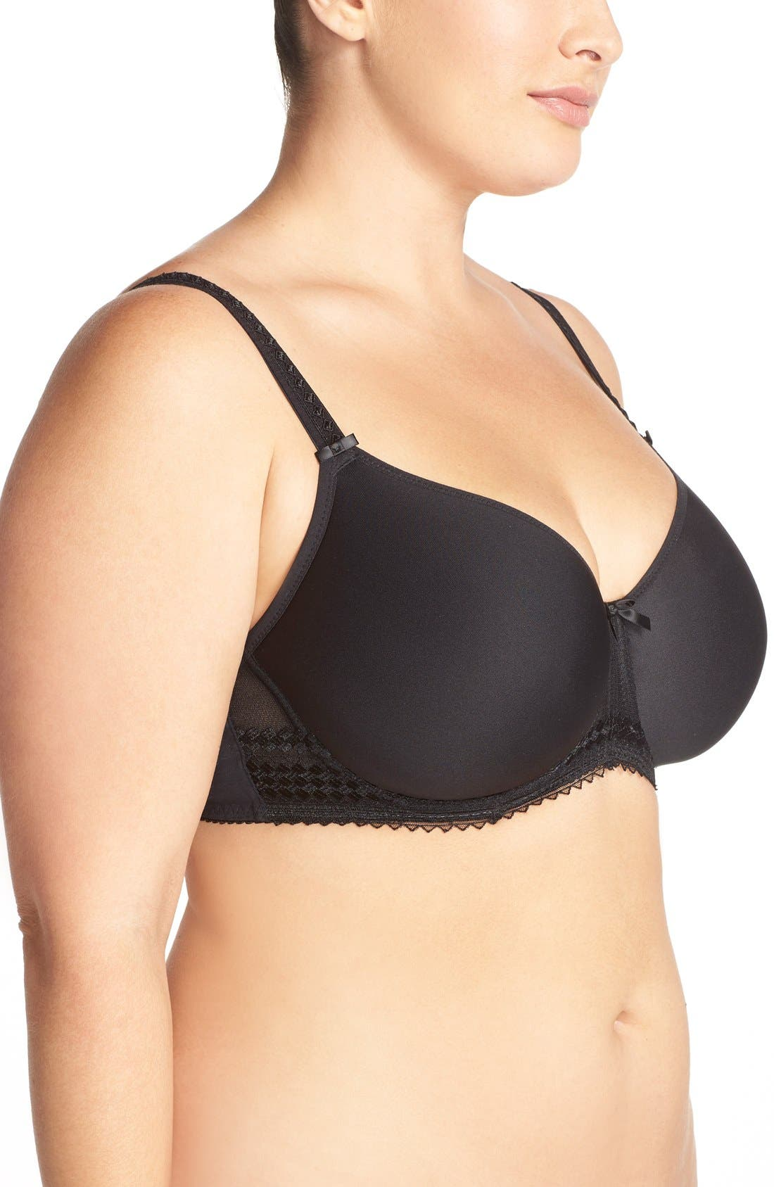 Alternate Image 3  - Fantasie 'Rebecca' Contour Underwire Bra (D Cup & Up)