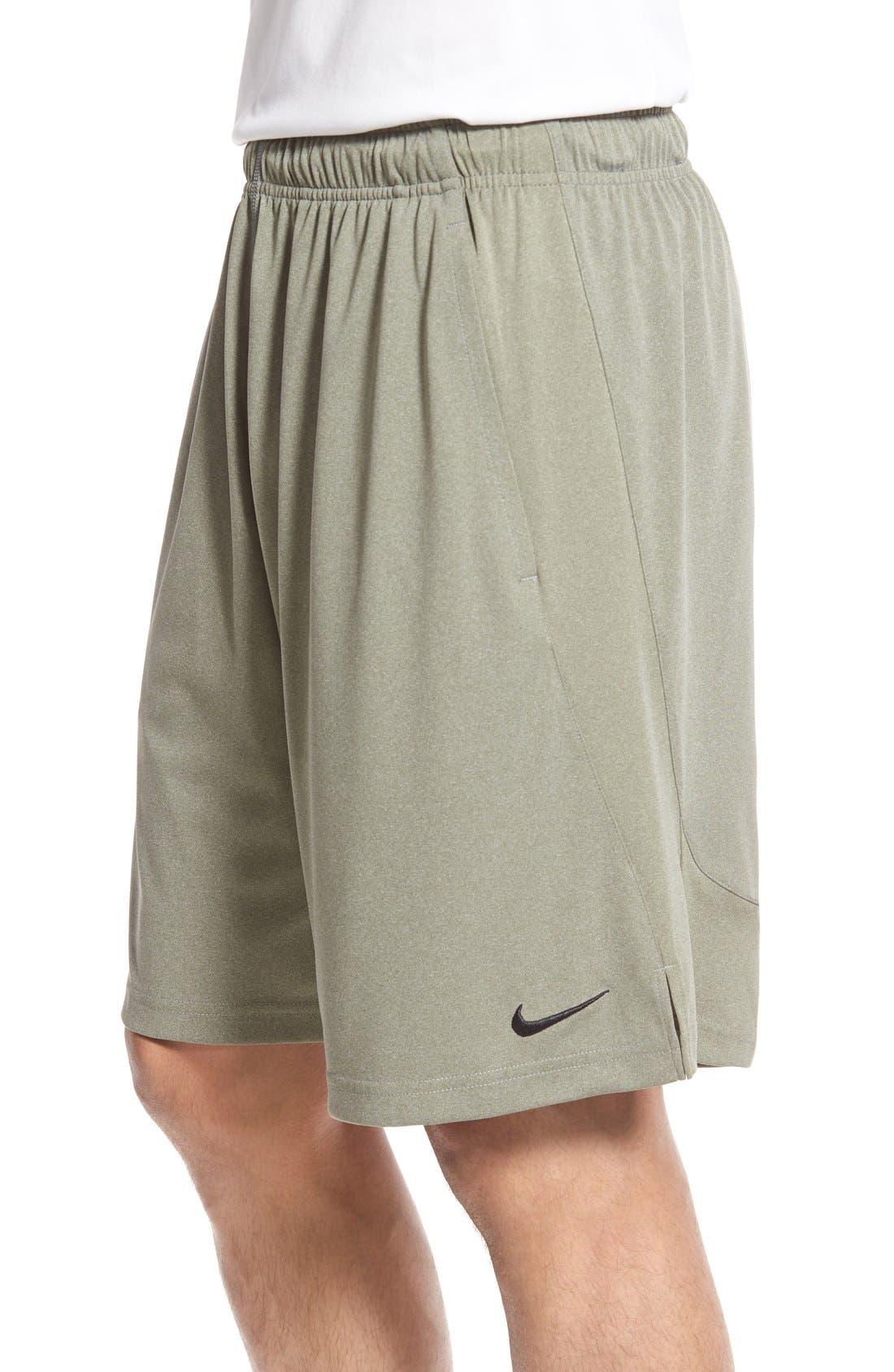 Alternate Image 3  - Nike 'Fly' Dri-FIT Training Shorts