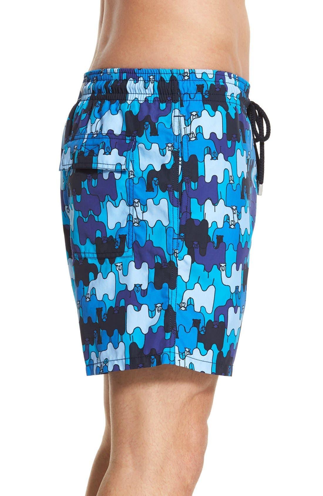 Alternate Image 3  - Vilebrequin 'Moorea - Camels' Print Swim Trunks