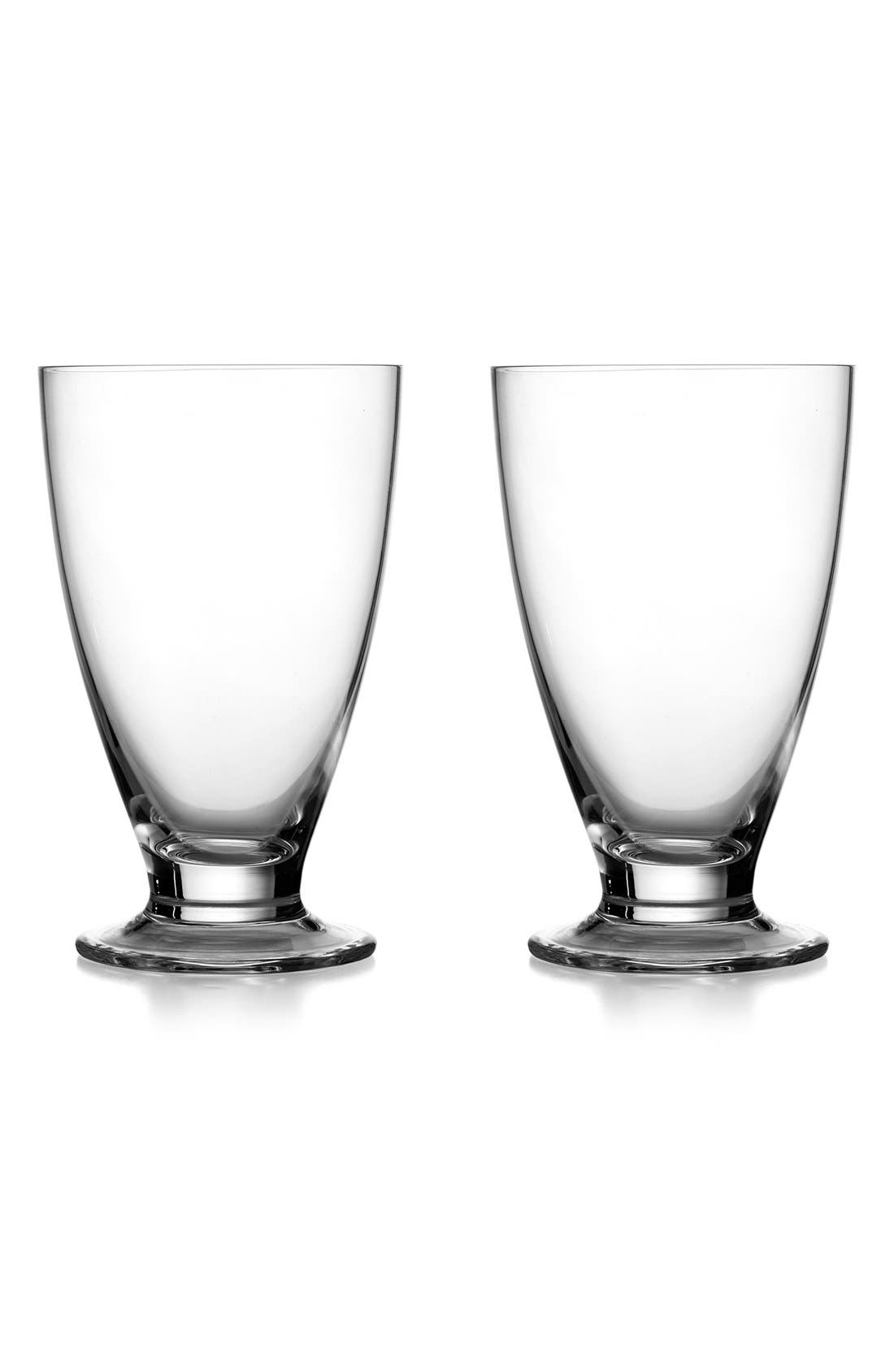 Alternate Image 1 Selected - Nambé 'The Skye Collection' Glass (Set of 2)