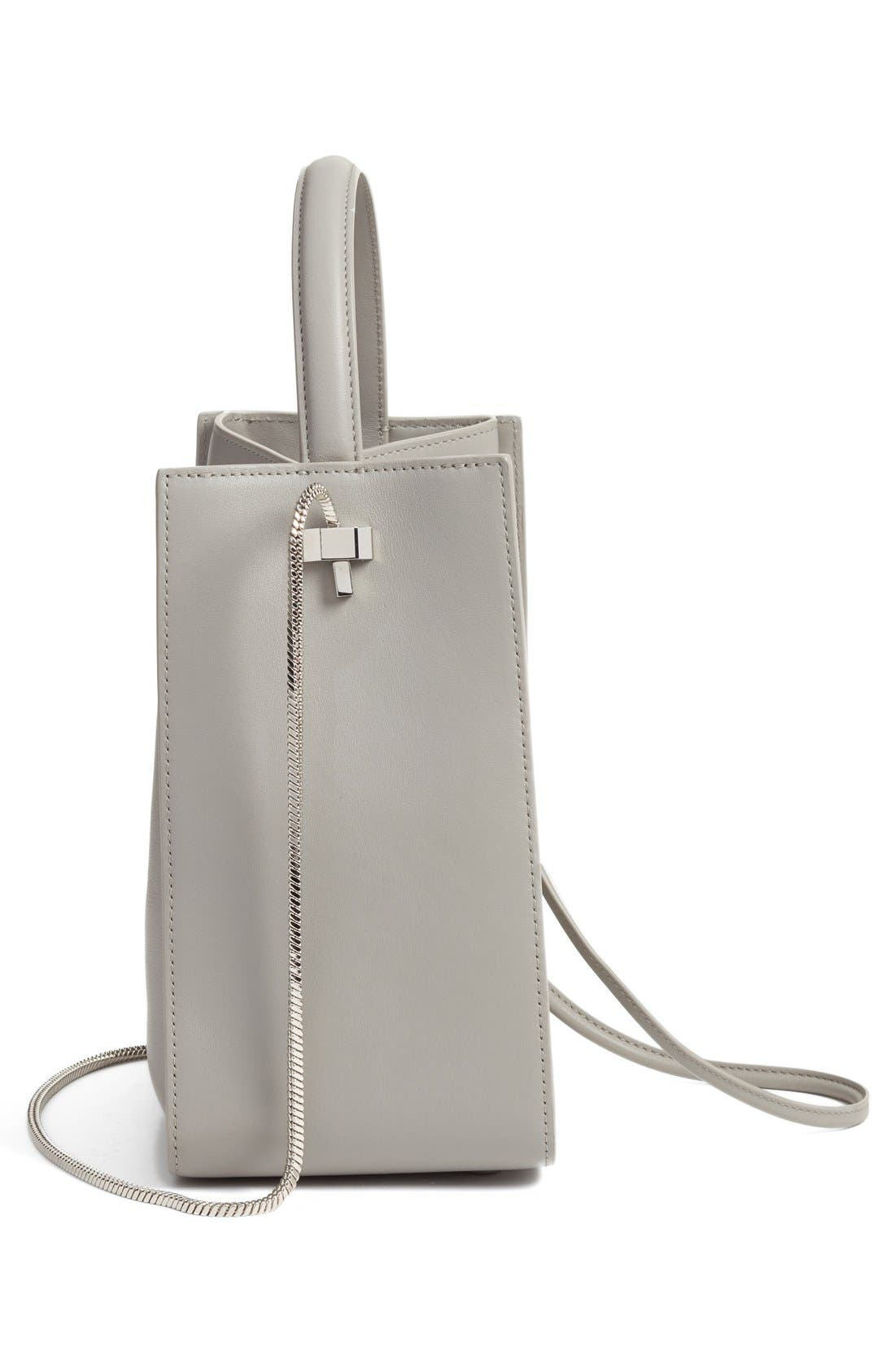 Alternate Image 4  - 3.1 Phillip Lim 'Small Soleil' Leather Bucket Bag