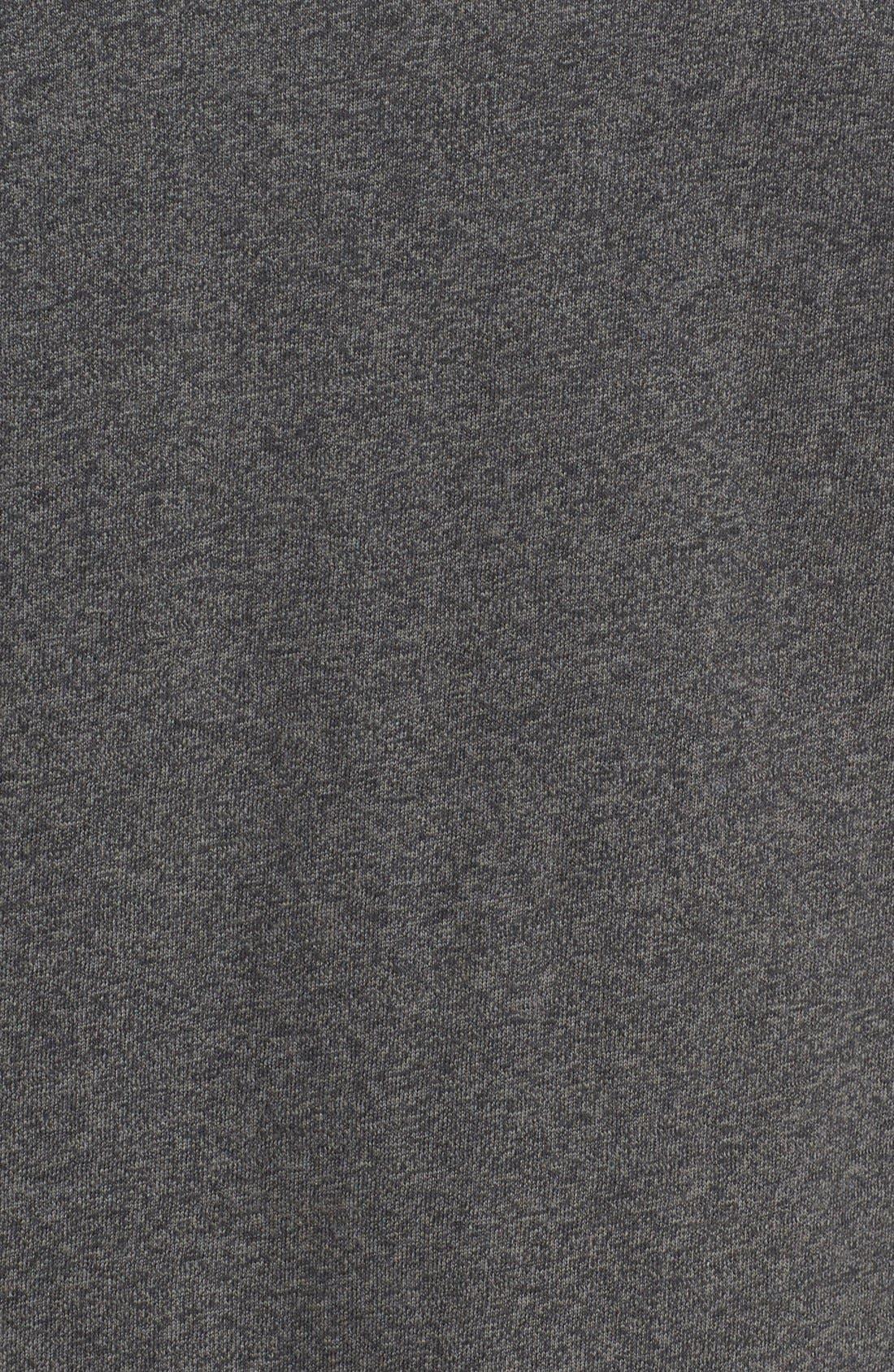 Standard Issue Regular Fit Slub Cotton Polo,                             Alternate thumbnail 5, color,                             Pewter