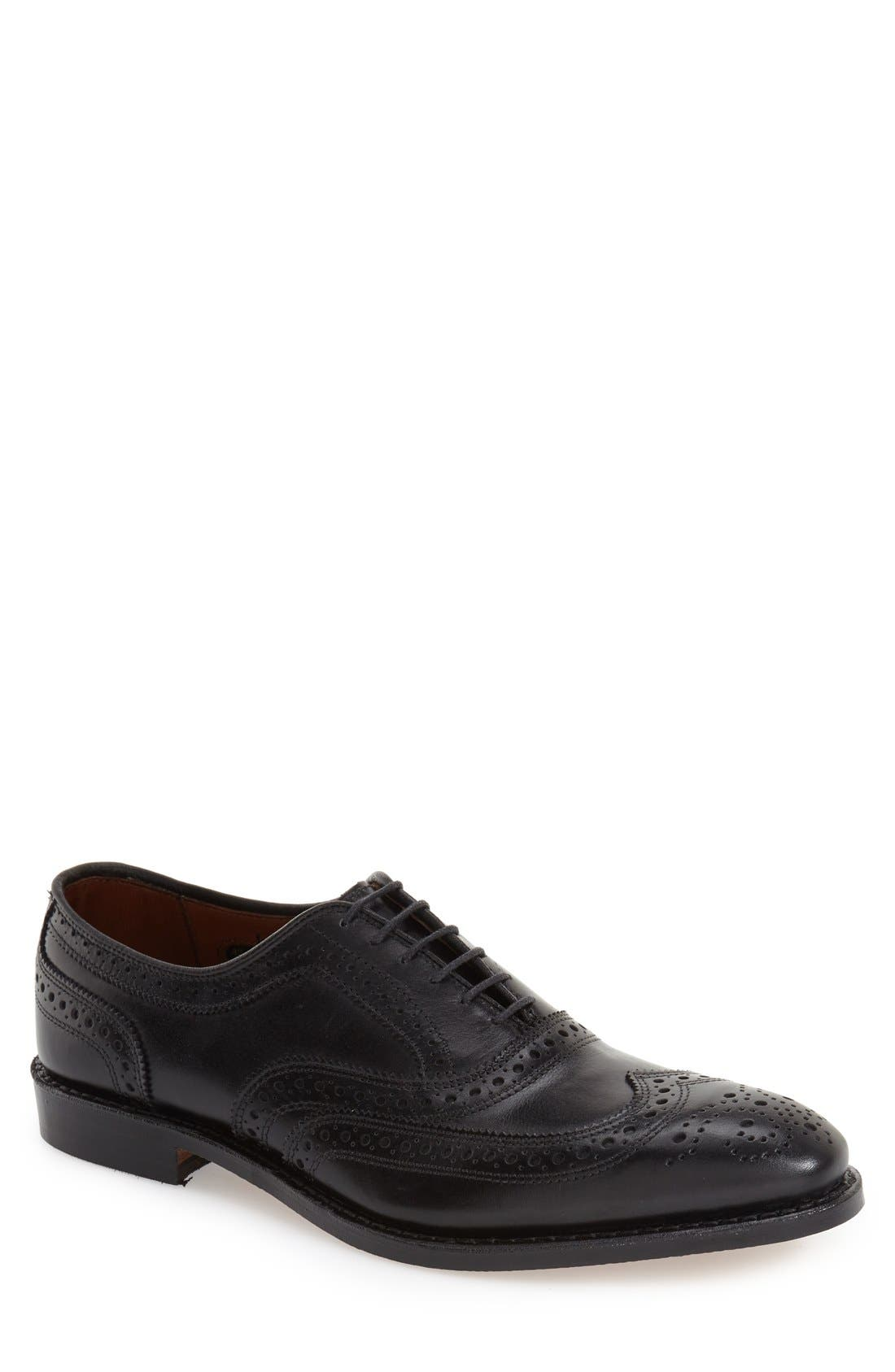 Alternate Image 1 Selected - Allen Edmonds 'McAllister' Wingtip (Men)