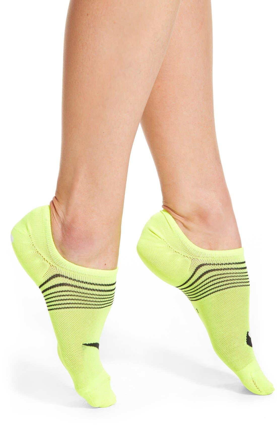 Alternate Image 1 Selected - Nike 3-Pack No-Show Socks