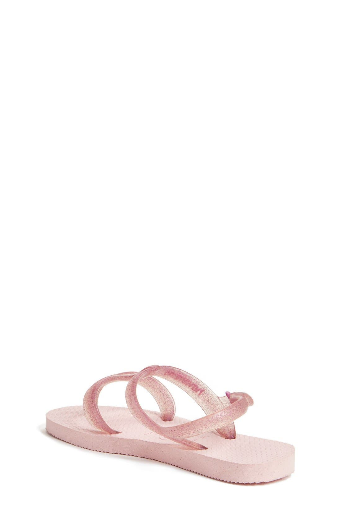 'Joy' Sandal,                             Alternate thumbnail 2, color,                             Pink
