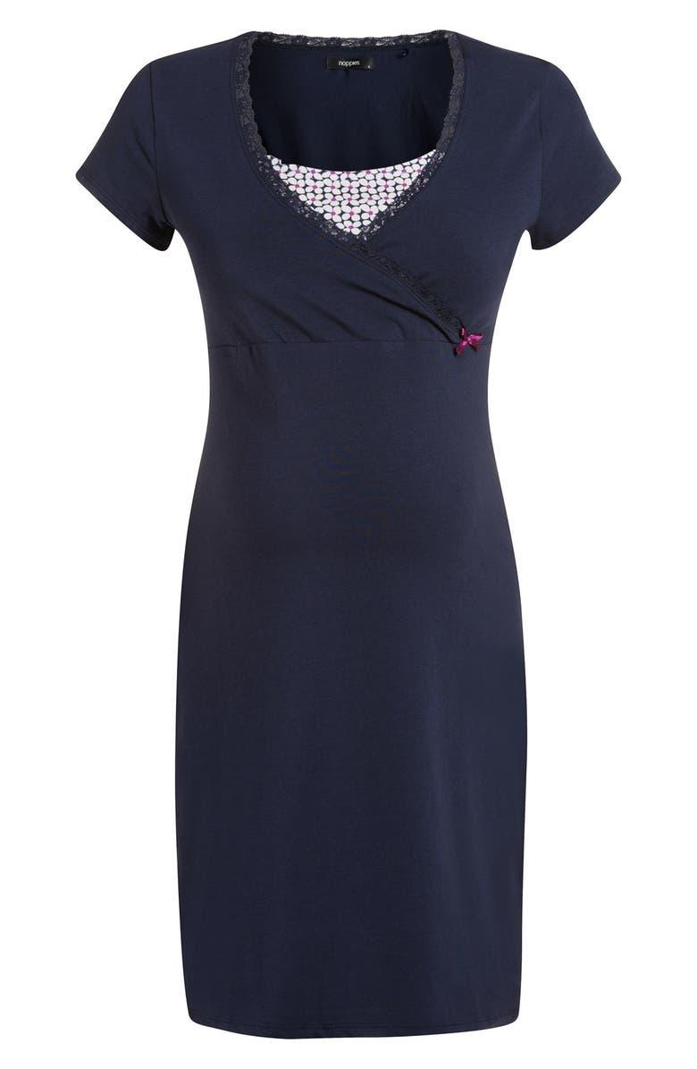 Marni Maternity/Nursing Jersey Dress
