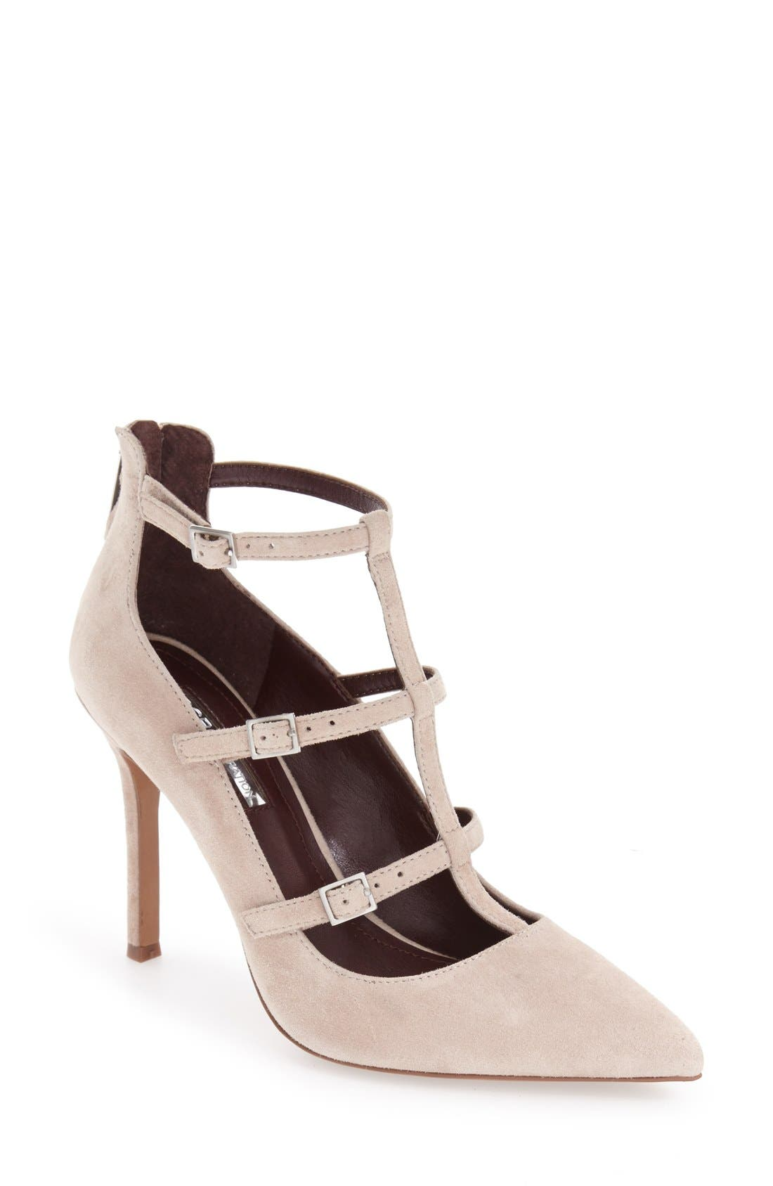 Main Image - BCBGeneration 'Tamerra' Cage Pump (Women)