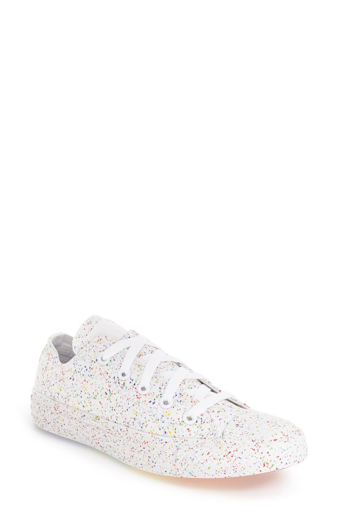 Alternate Image 1 Selected - Converse Chuck Taylor® All Star® 'Pride' Sneaker (Women)