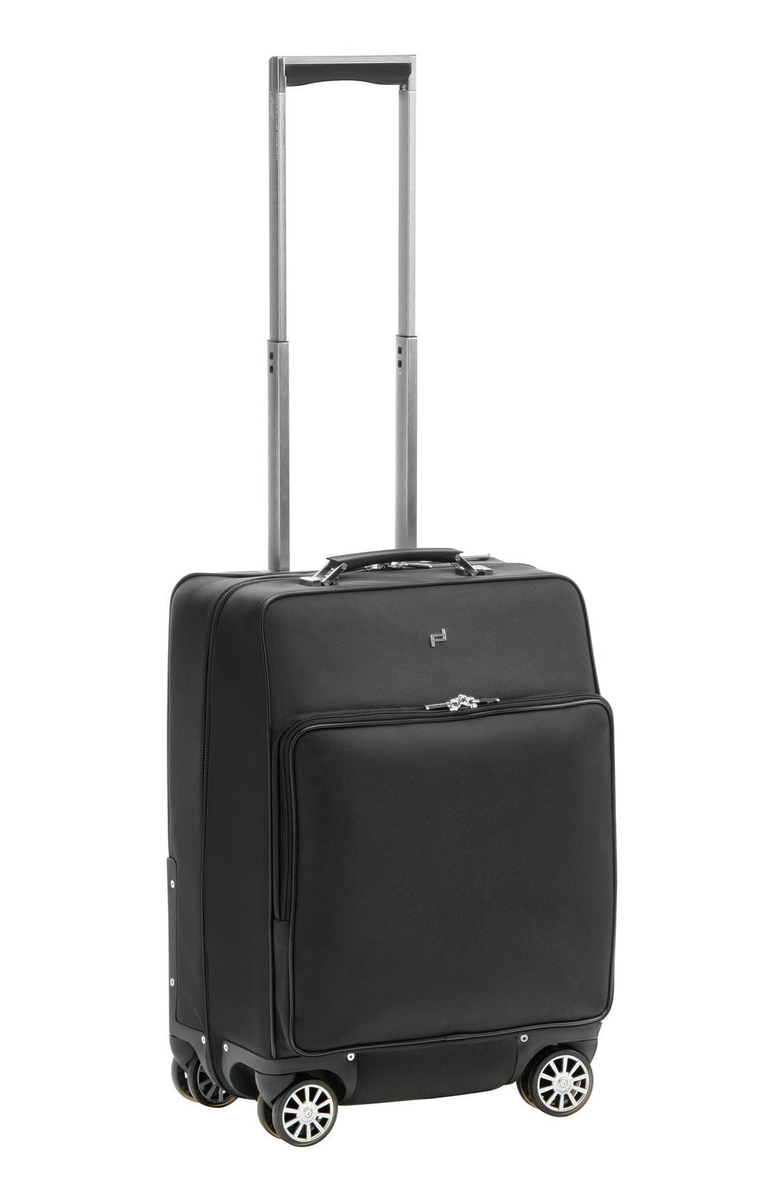 Roadster 550 Wheeled Carry-On,                             Main thumbnail 1, color,                             Black