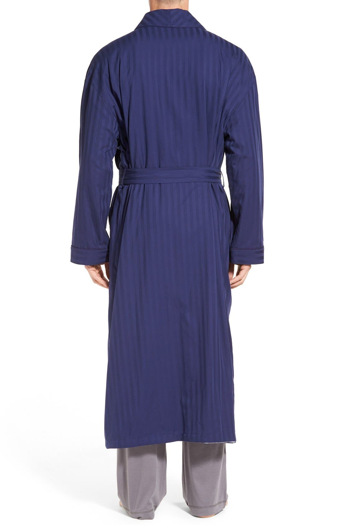 Alternate Image 2  - Majestic International 'Get the Blues' Terry Lined Robe