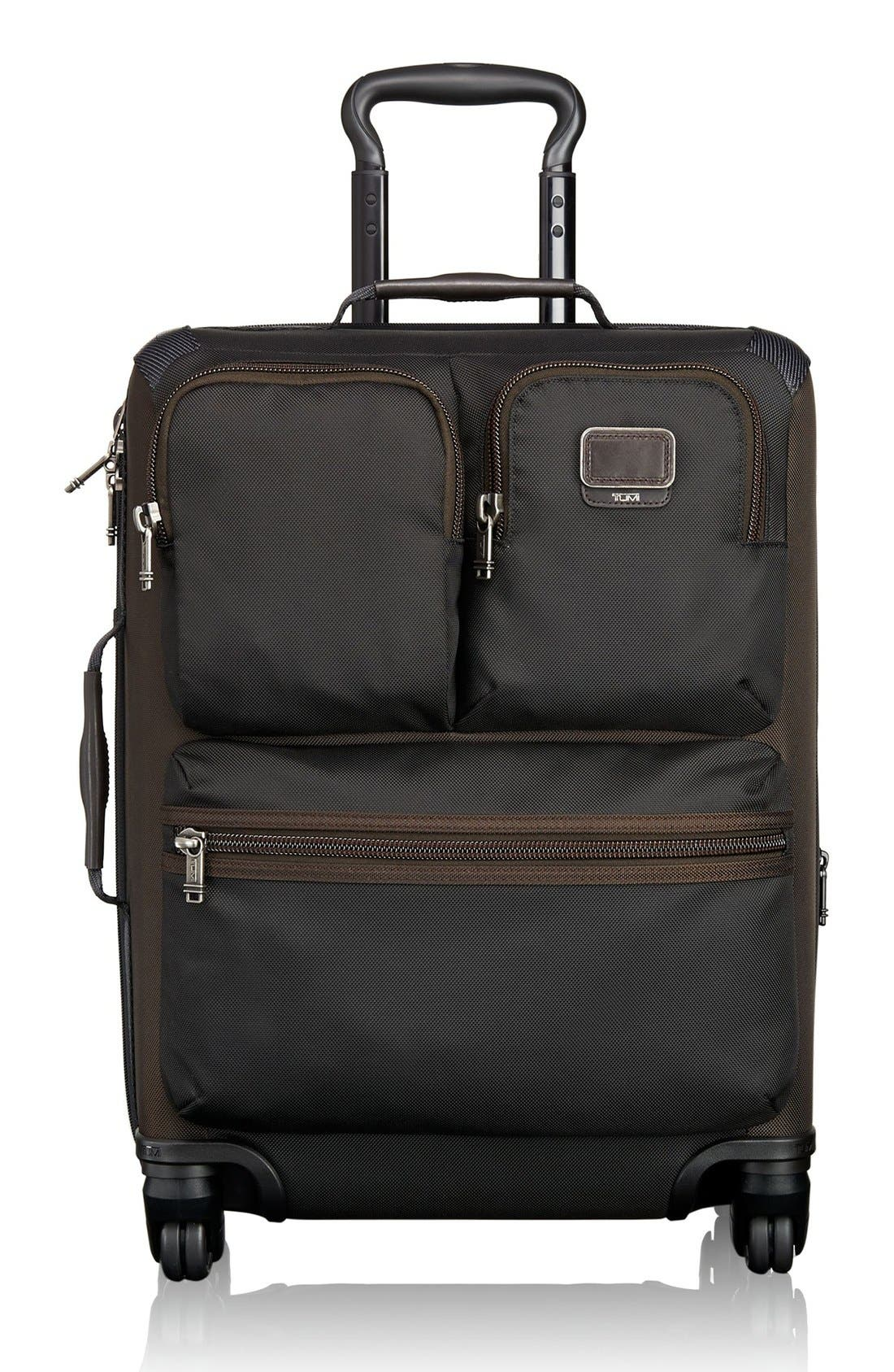 TUMI Alpha Bravo - Kirtland Continental Wheeled Carry-On