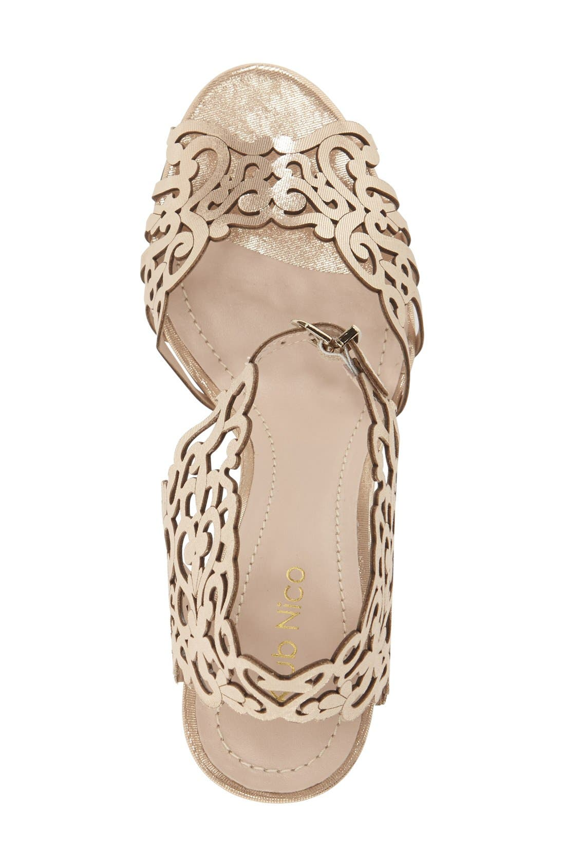 Alternate Image 3  - Klub Nico 'Moxie 3' Sandal (Women)