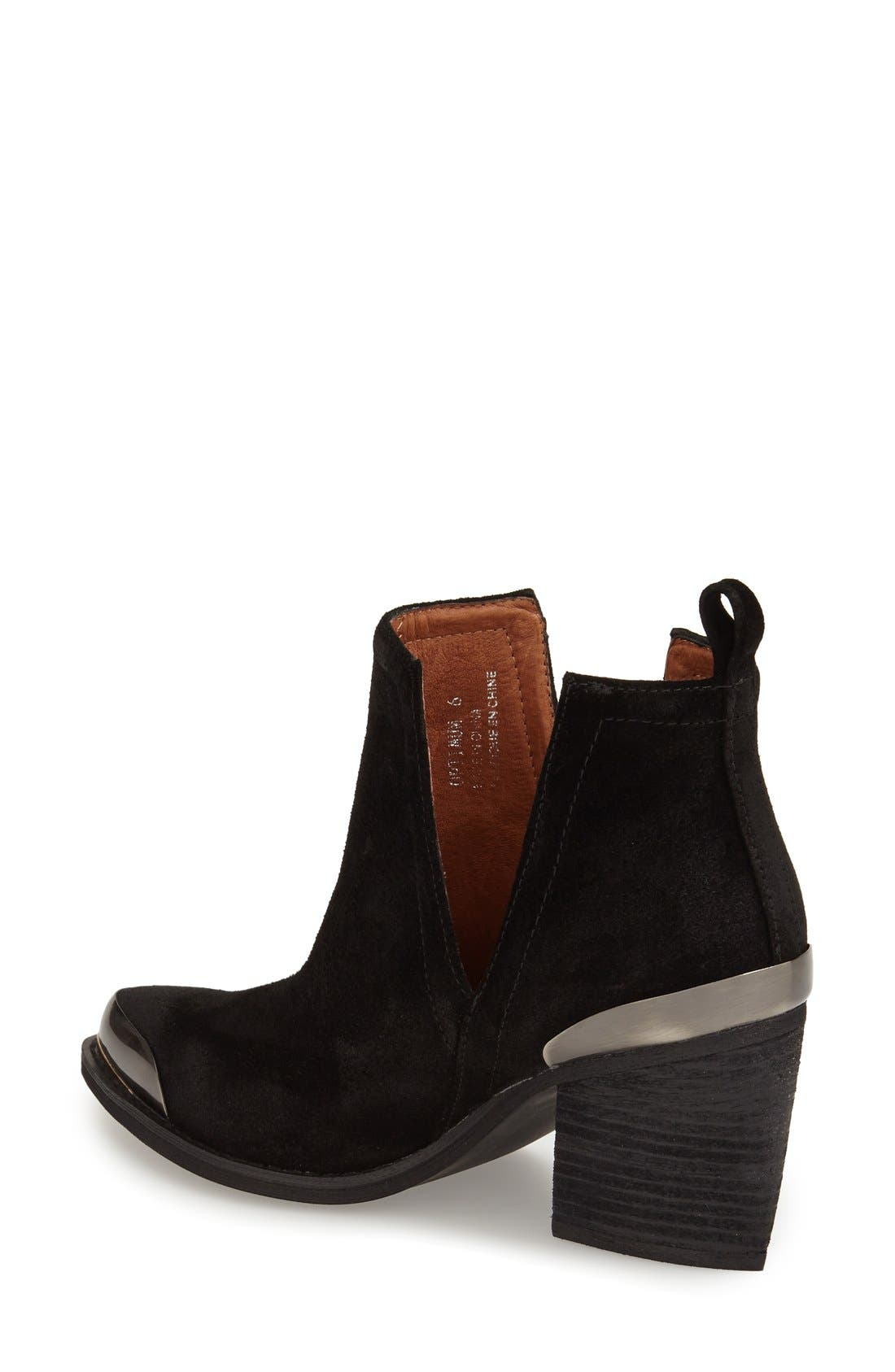 Alternate Image 2  - Jeffrey Campbell 'Optimum' Split Shaft Bootie (Women)