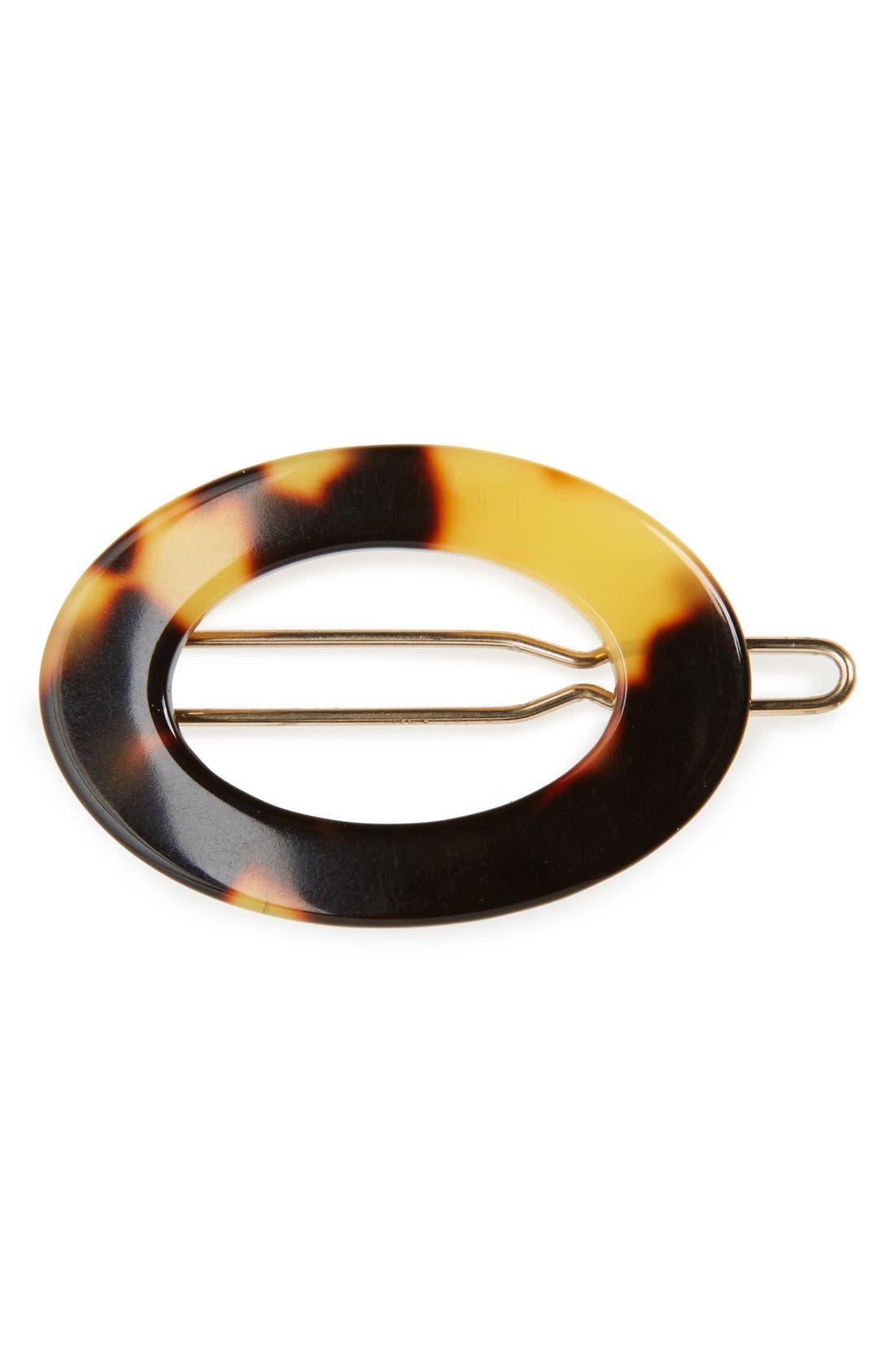 France Luxe Oval Tige Boule Barrette
