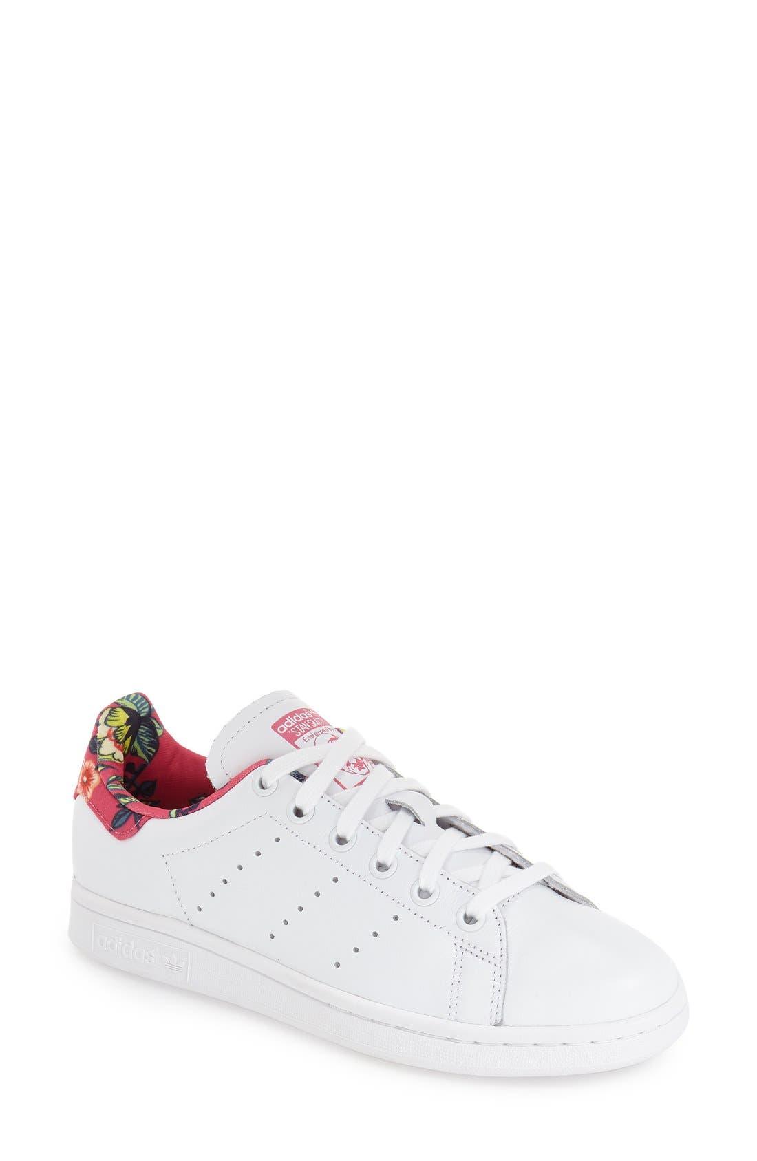Main Image - adidas x The FARM Company \u0027Stan Smith\u0027 Sneaker (Women)