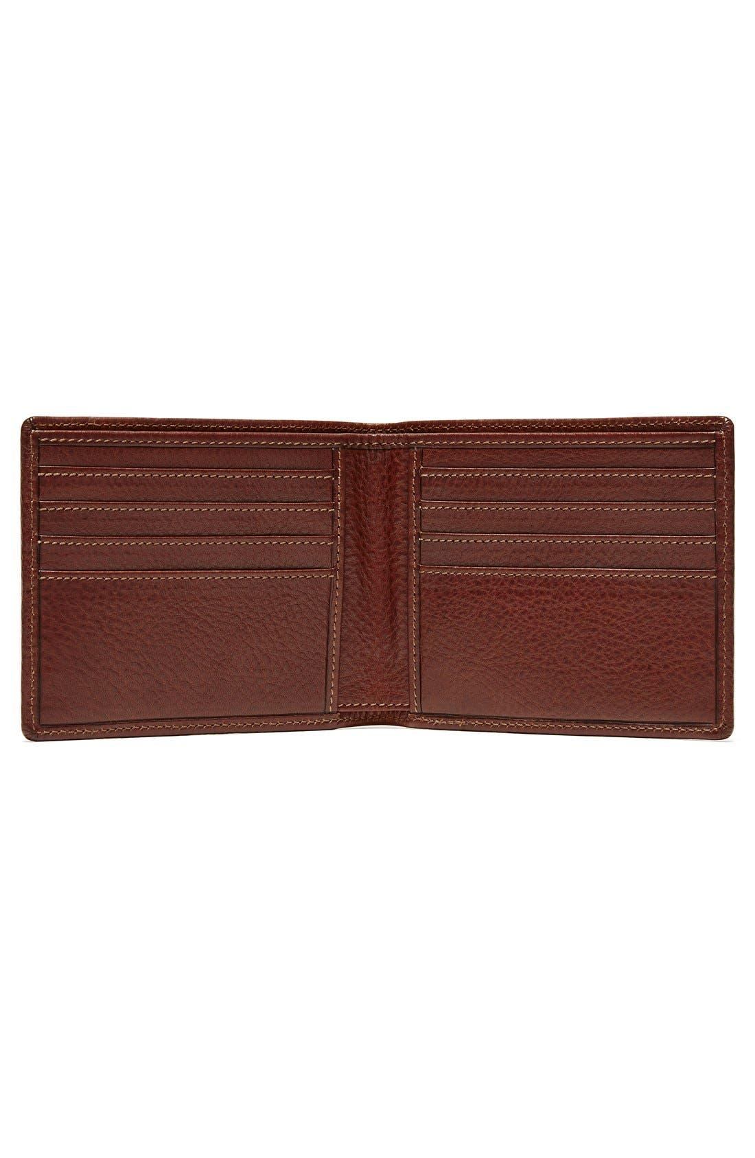 Alternate Image 2  - Ghurka Classic Leather Wallet