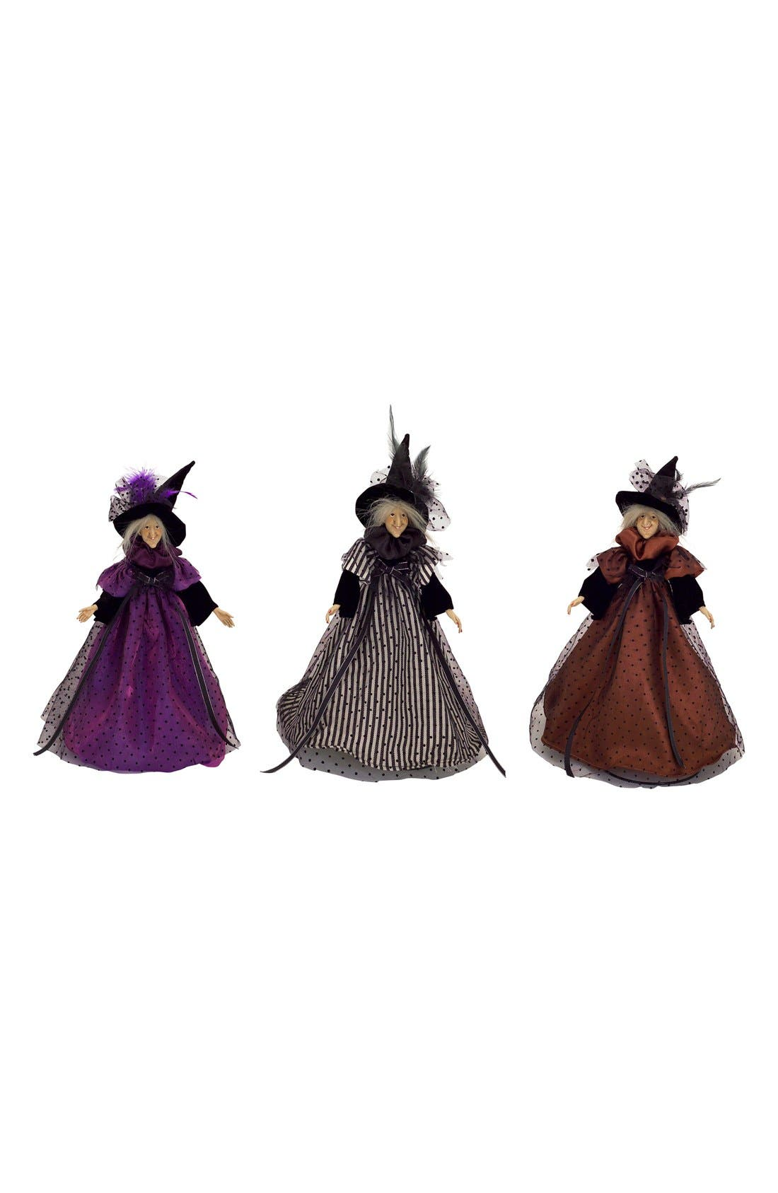 Melrose Gifts 'Witch Sister' Figurines (Set of 3)