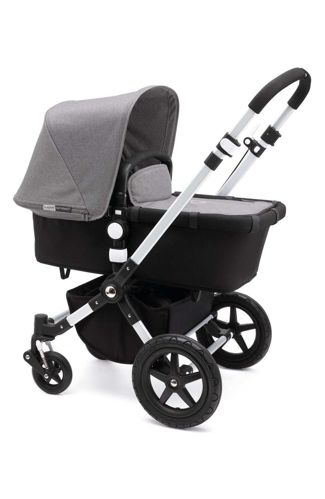 'Cameleon3' Stroller Tailored Fabric Set,                         Main,                         color, Grey Melange