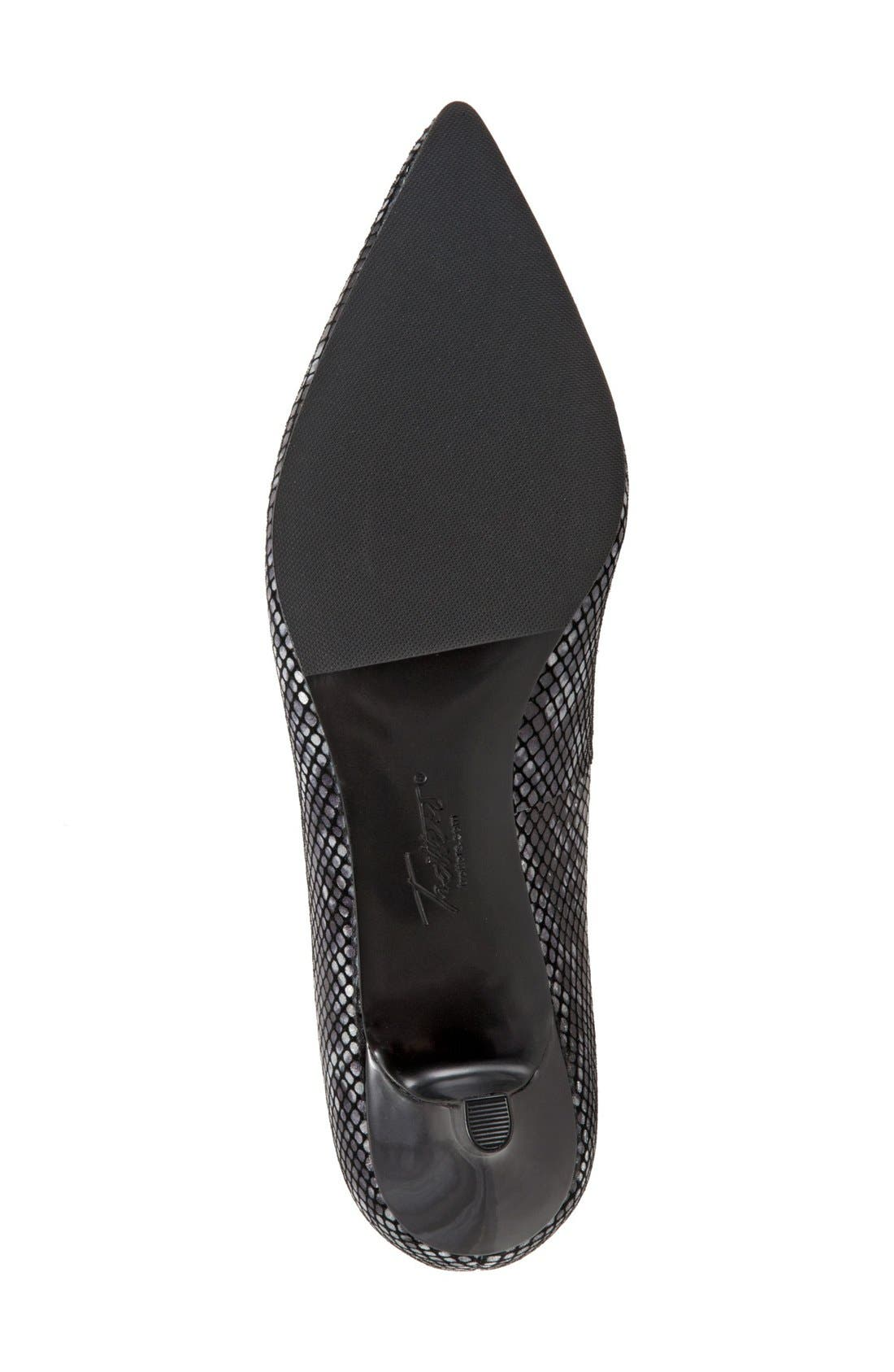 Alternate Image 4  - Trotters 'Paulina' Leather Pump