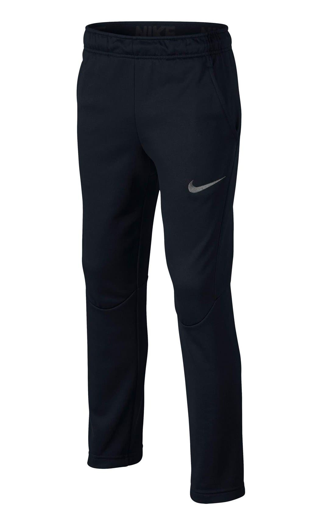Alternate Image 1 Selected - Nike Therma-FIT Training Pants (Little Boys & Big Boys) (Regular Retail Price: $40.00)