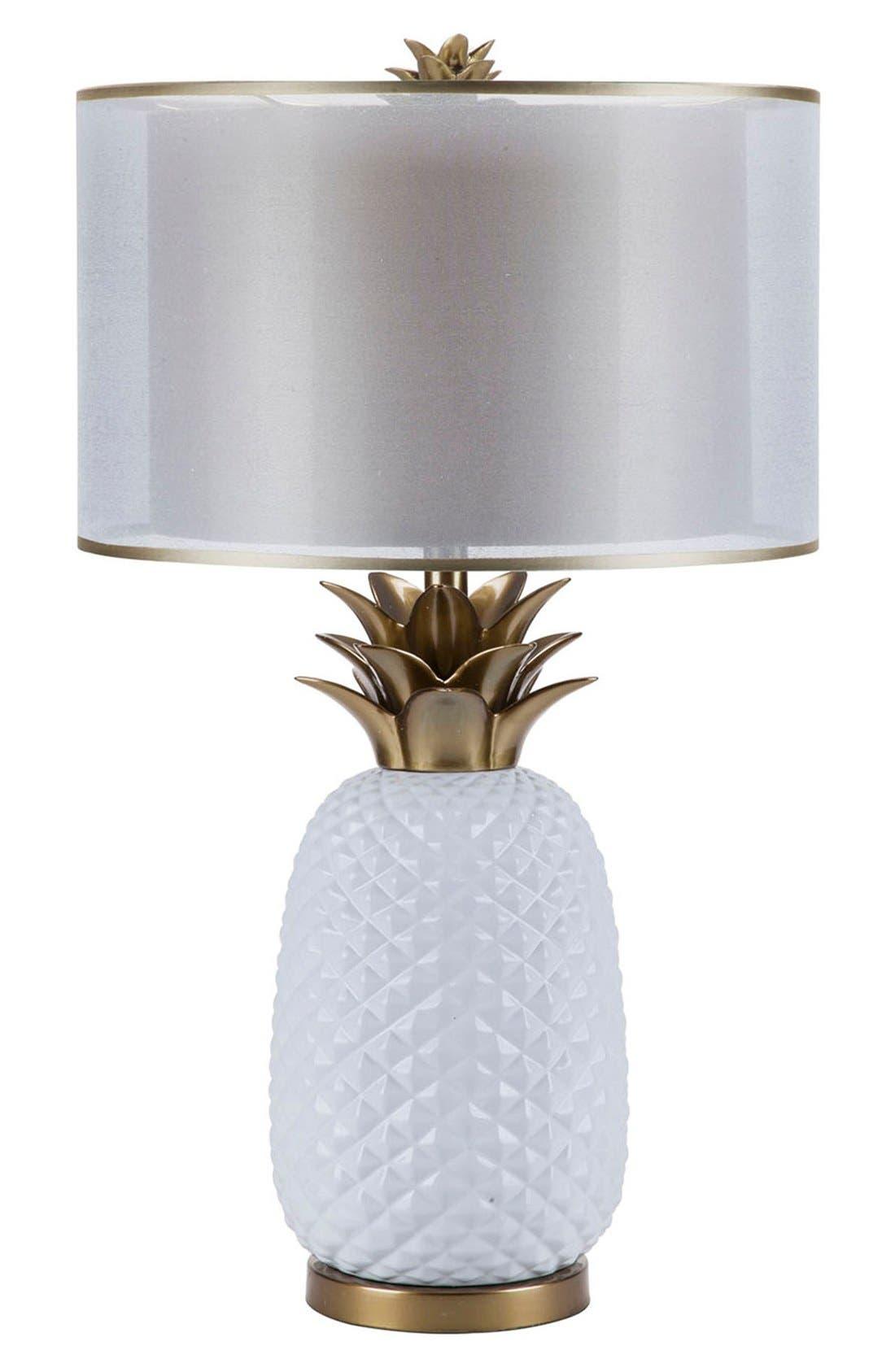 Main Image - JAlexander Pineapple Lamp