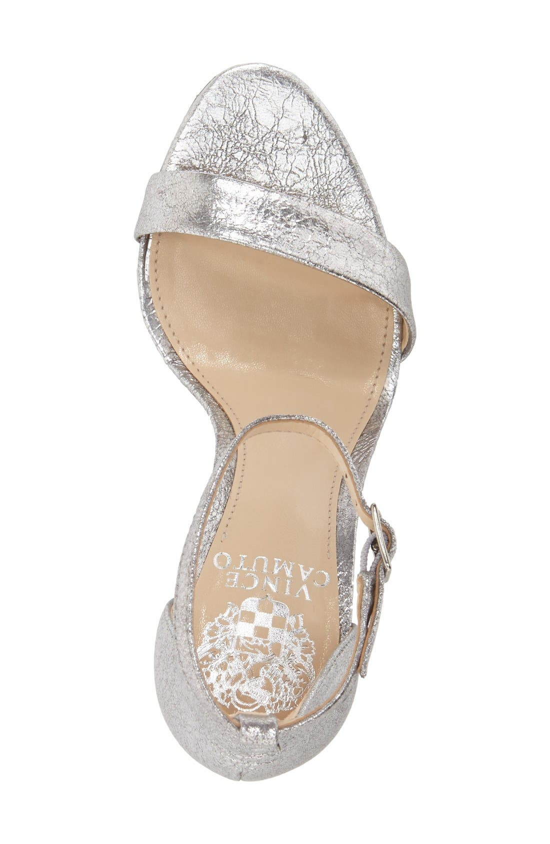 Alternate Image 3  - Vince Camuto 'Mairana' Ankle Strap Sandal (Women)